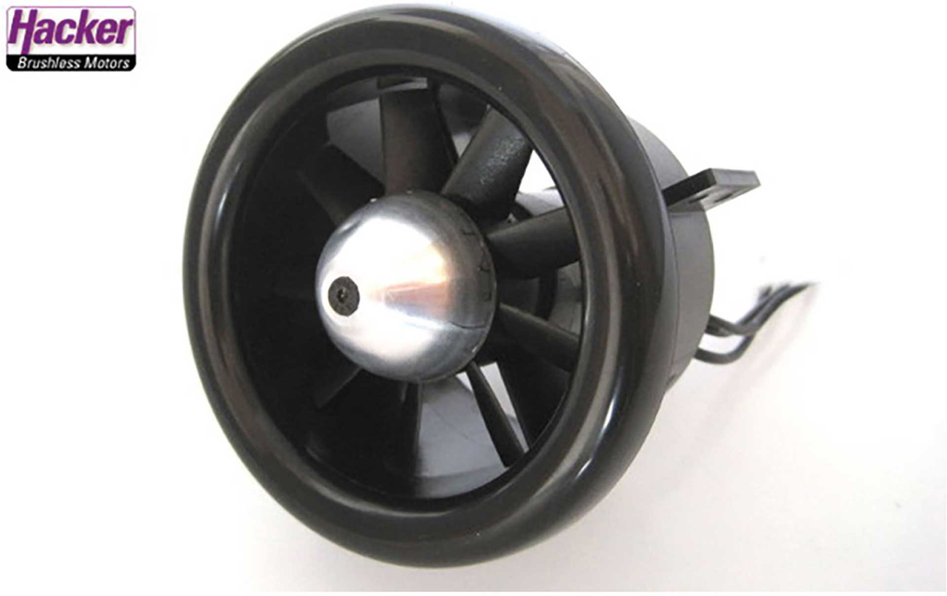 HACKER STREAM FAN 70/2900 E-IMPELLER