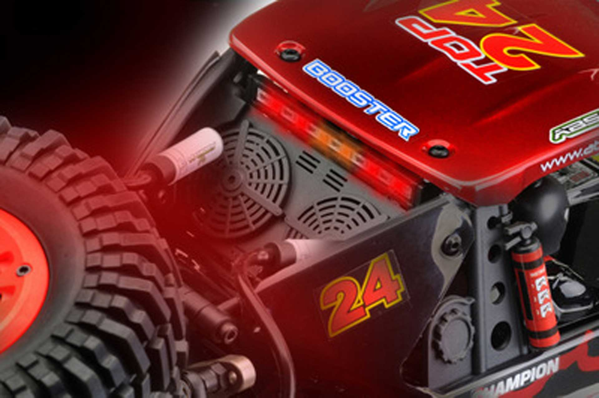 "ABSIMA Desert Buggy ""ADB1.4 BL"" 1/10 4WD RTR Brushless Waterproof"