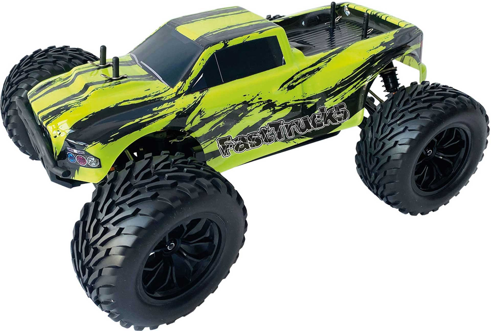 DRIVE & FLY MODELS FAST TRUCK 5 BRUSHLESS RTR 4WD 1/10