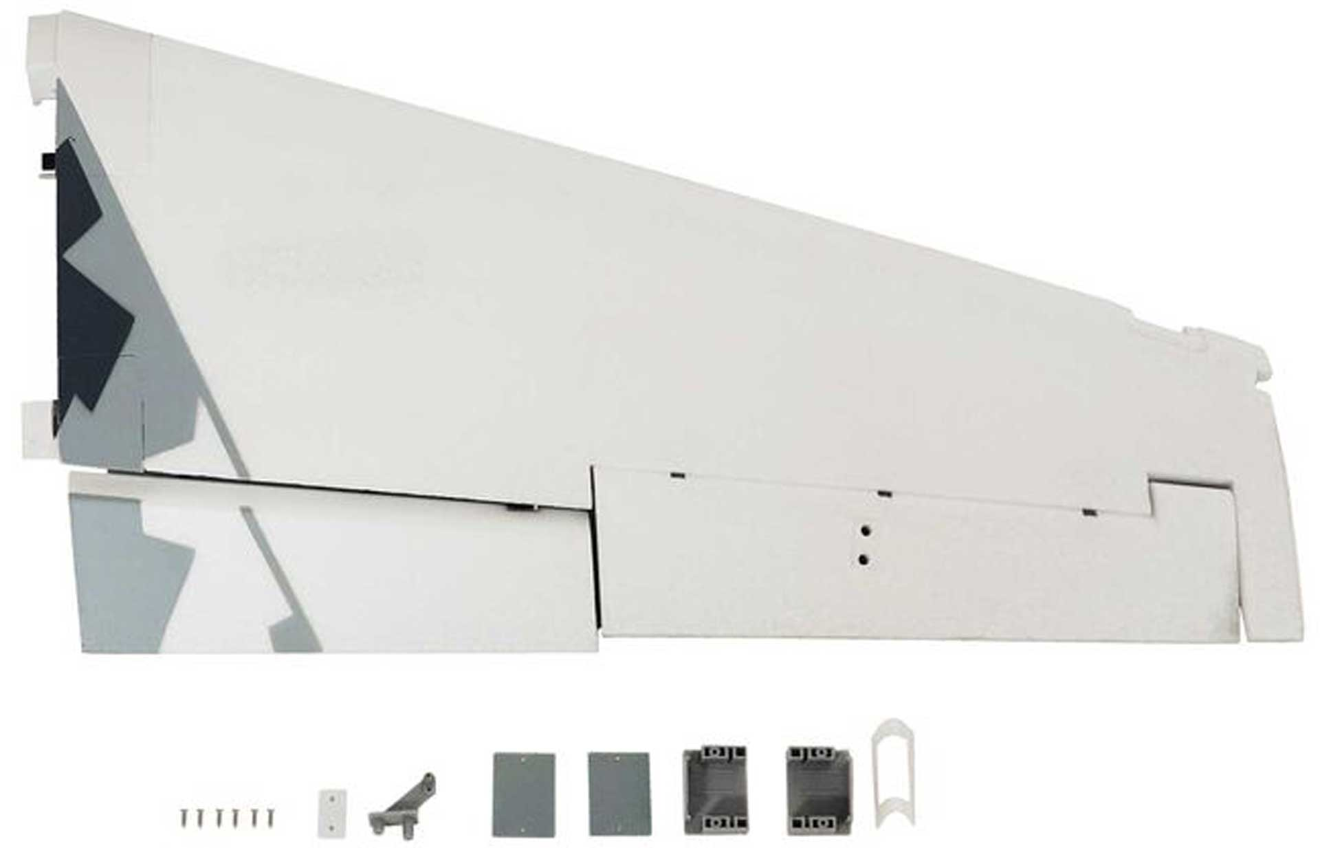 E-FLITE Jeu d'ailes : Viper 90mm EDF Jet