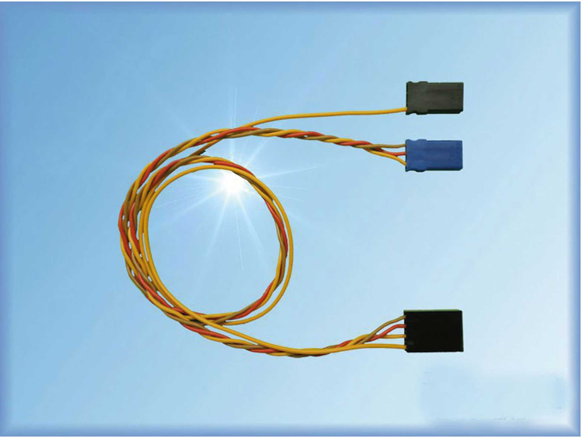 SM-Modellbau TELEMETRY CONNECTION CABLE FOR USISENS-E