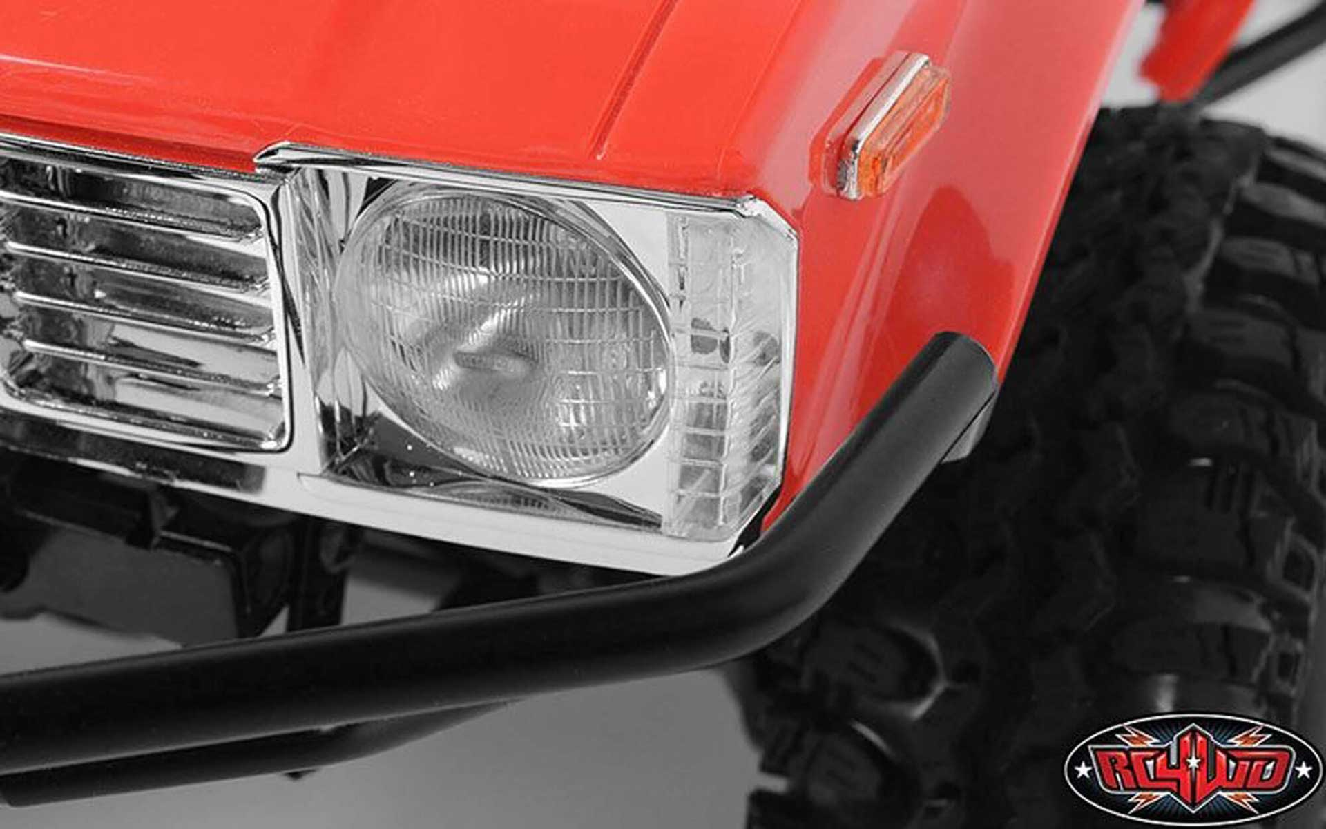 RC4WD Mojave 2 Round Headlights and Markers Lights