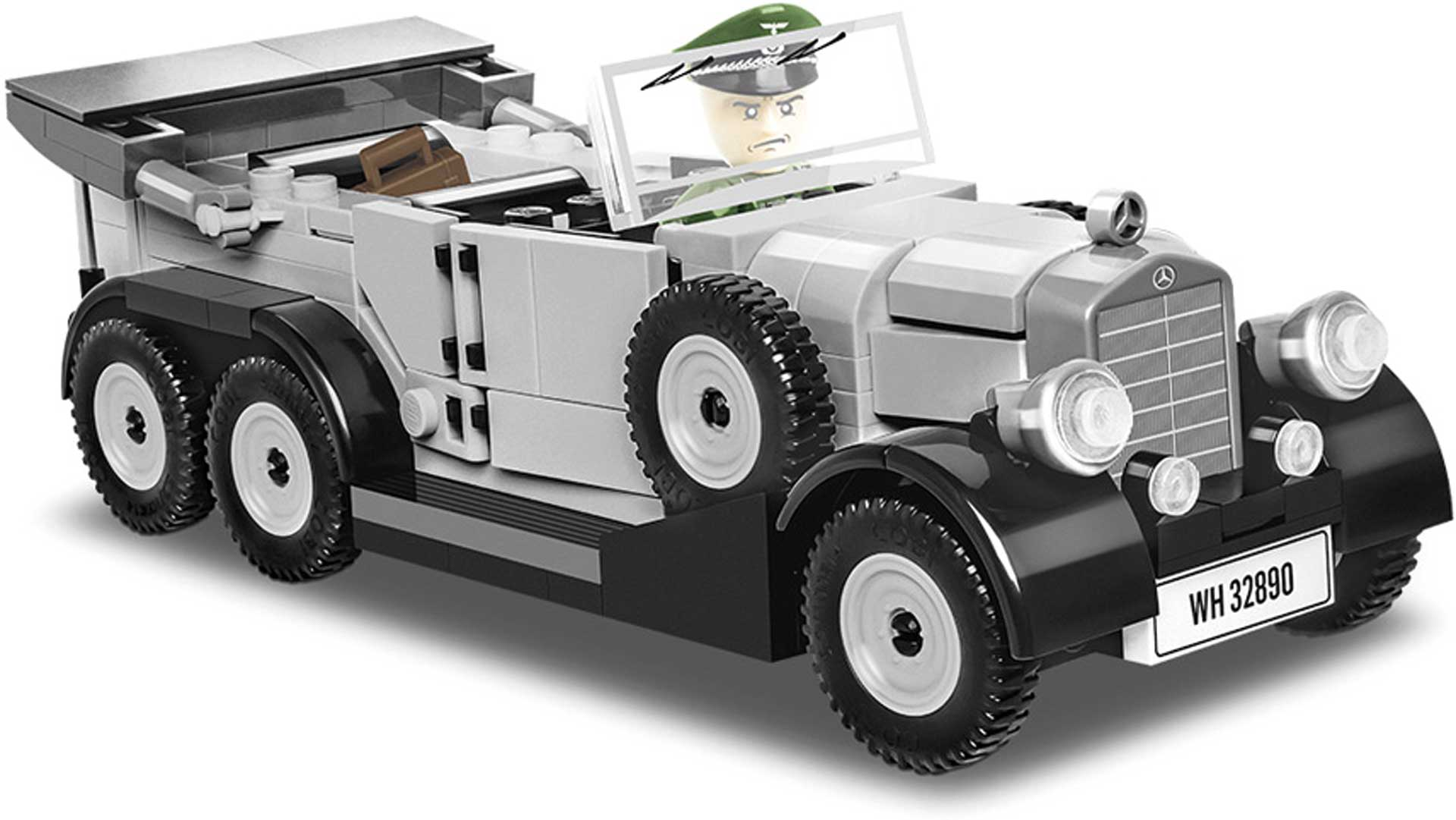 COBI 1939 Mercedes G4 (272 Teile) Klemmbausteine