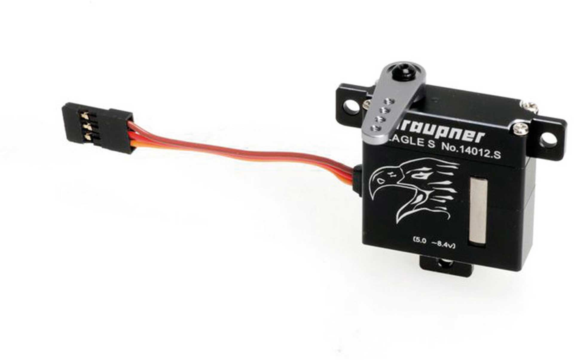 GRAUPNER HCM 408 BB MG 10 MM EAGLE S SERVO