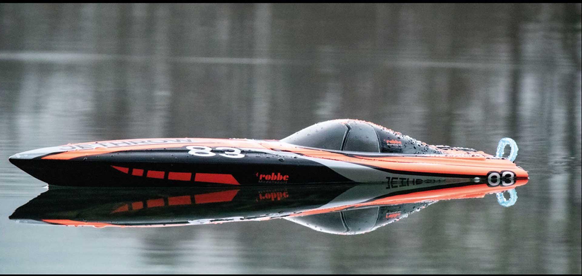 Robbe Modellsport JETHROW 500 ARTR BRUSHLESS