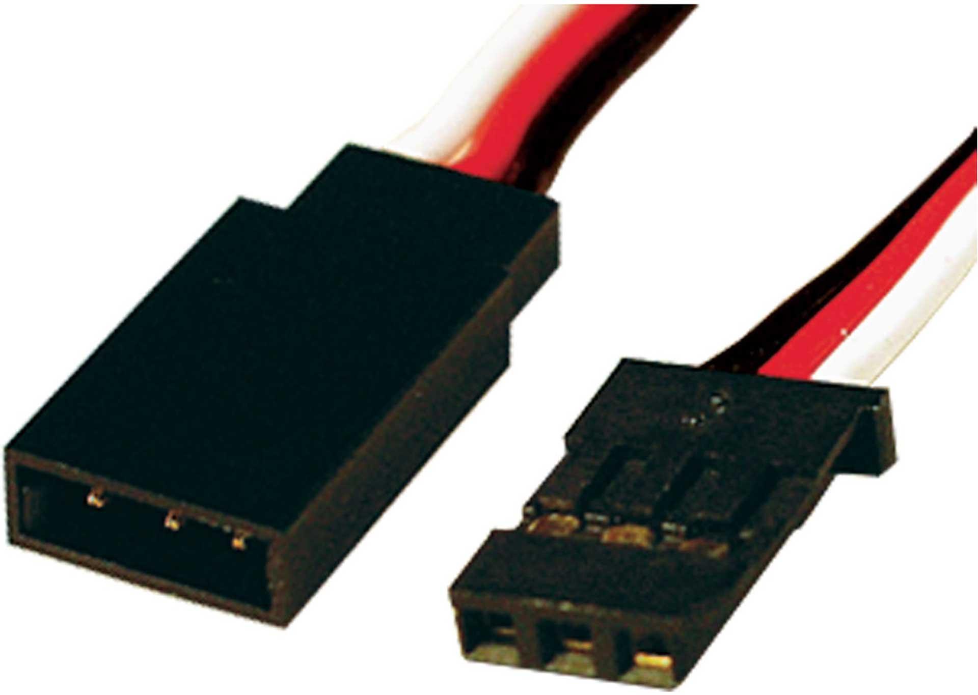 Robbe Modellsport Servoverlängerungskabel 0,3mm² 20 cm