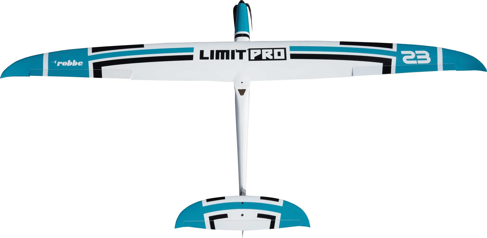 Robbe Modellsport Limit Pro ARF PETROL Voll-GfK/CfK