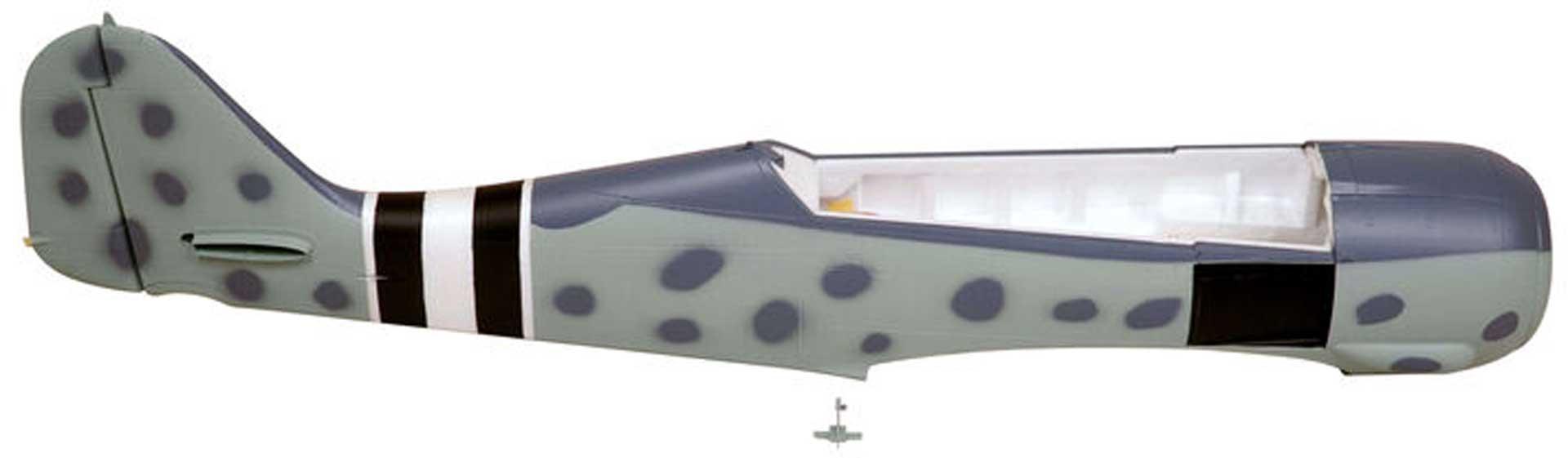 E-Flite Fuselage; Focke-Wulf Fw190A 1.5m