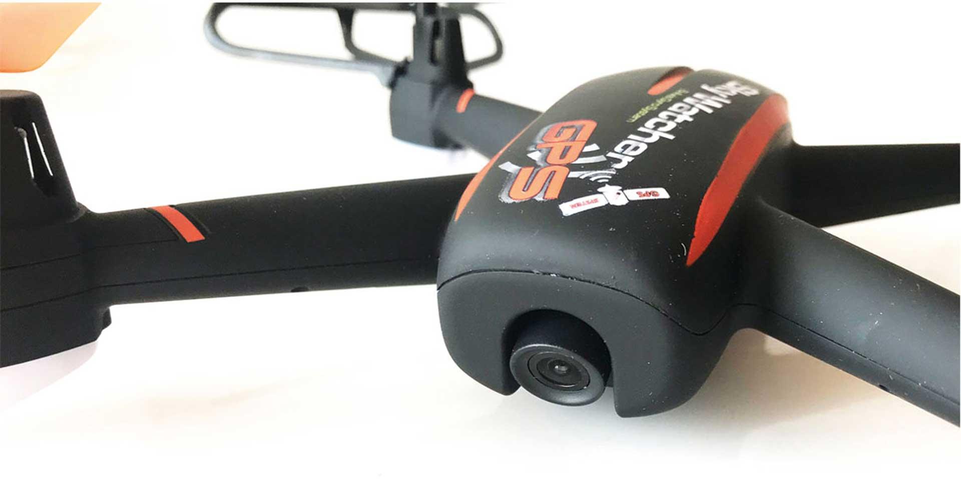 DRIVE & FLY MODELS SKYWATCHER GPS RTF + FPV COPTER 180G ABFLUGGEWICHT