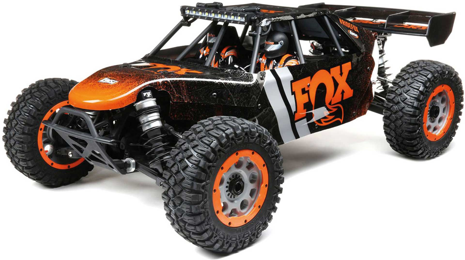 LOSI DBXL-E 2.0 FOX DESERT BUGGY 4WD 1/5 WITH SMART TECHNOLOGY