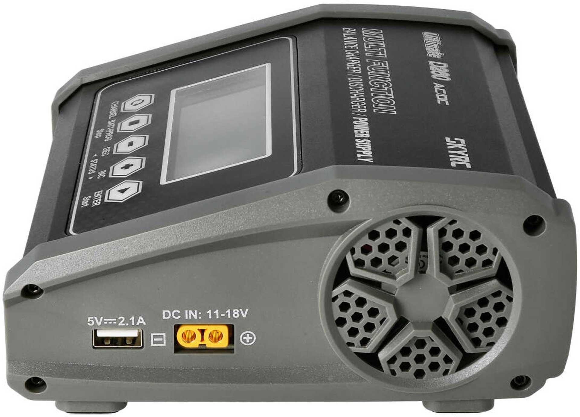 SKYRC D260 AC/DC Ladegerät LiPo 1-6s 14A 260W