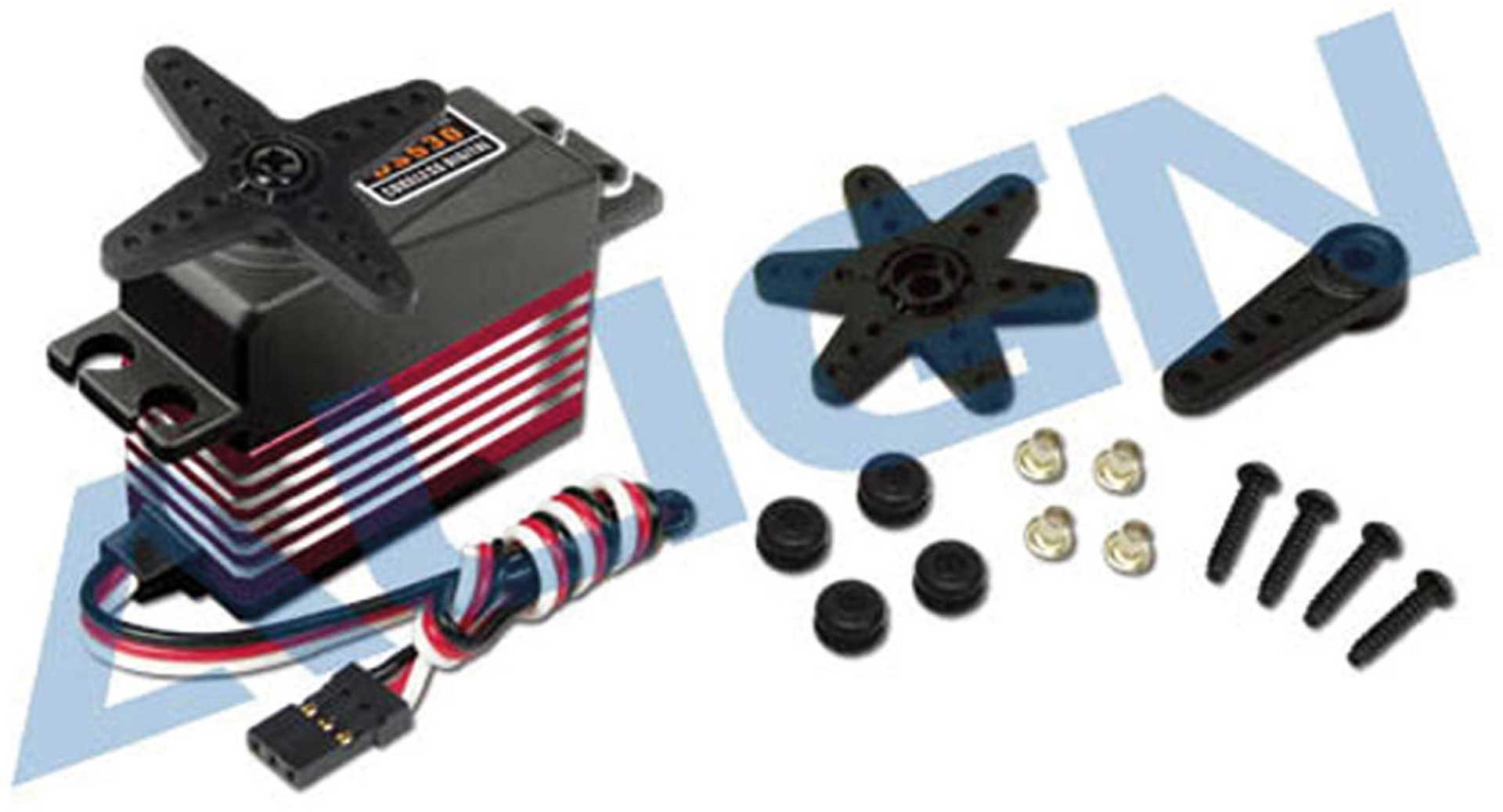 ALIGN DS530 DIGITAL SERVO T-REX 500L