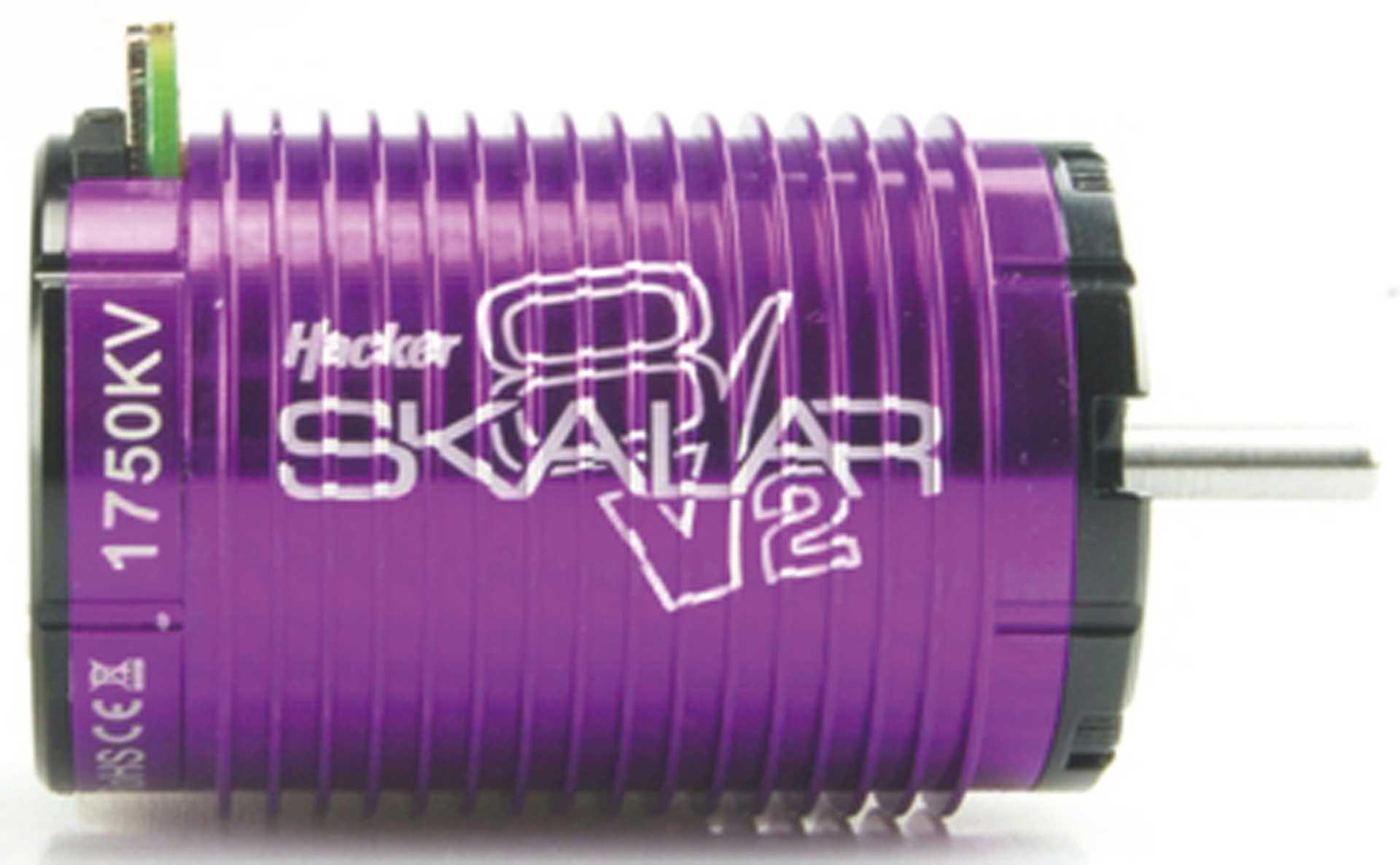 HACKER SKALAR 8-V2 1750 Sensor-BL-Motor