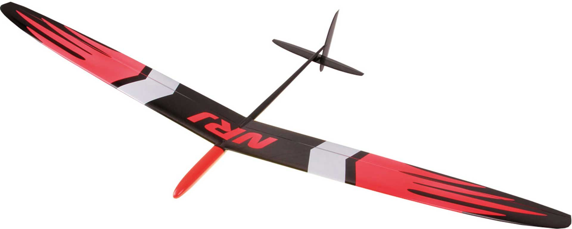 OA-COMPOSITES NRJ F3K RED# 2 CW40 CENTRIFUGAL GLIDER