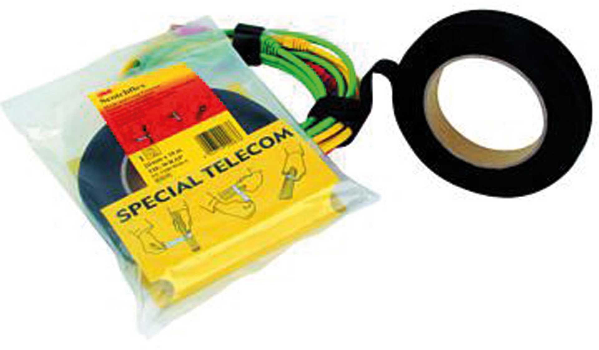 3M Universal Klettband / Scotchflex 10 Lfm 20mm breite