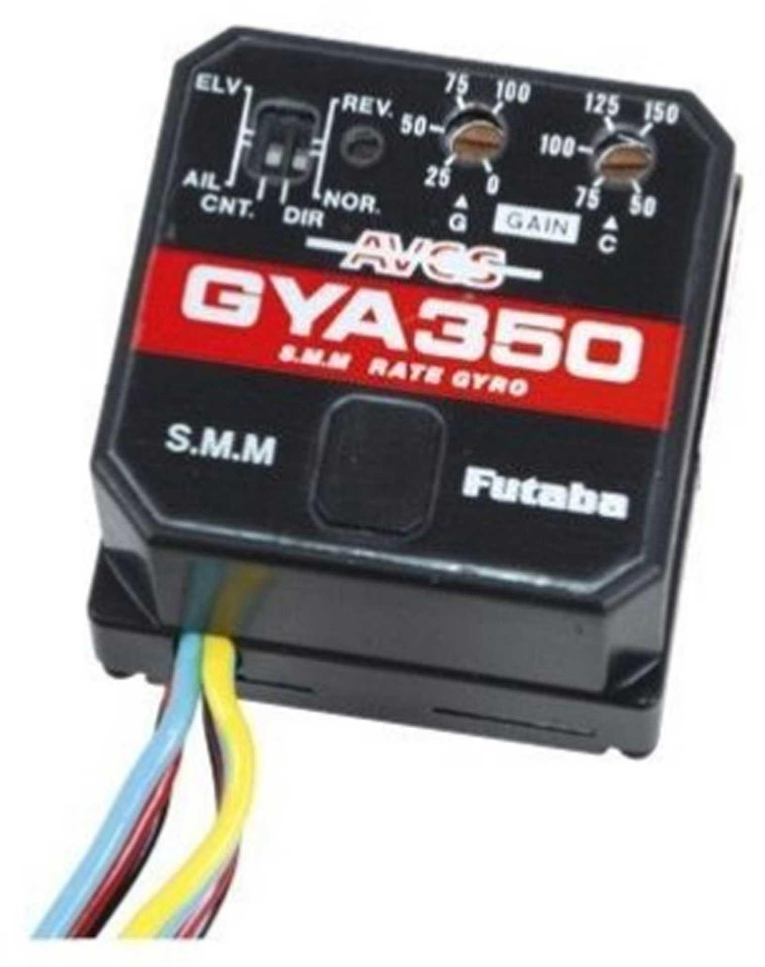 FUTABA AERO-SPINNING TOP GYA350