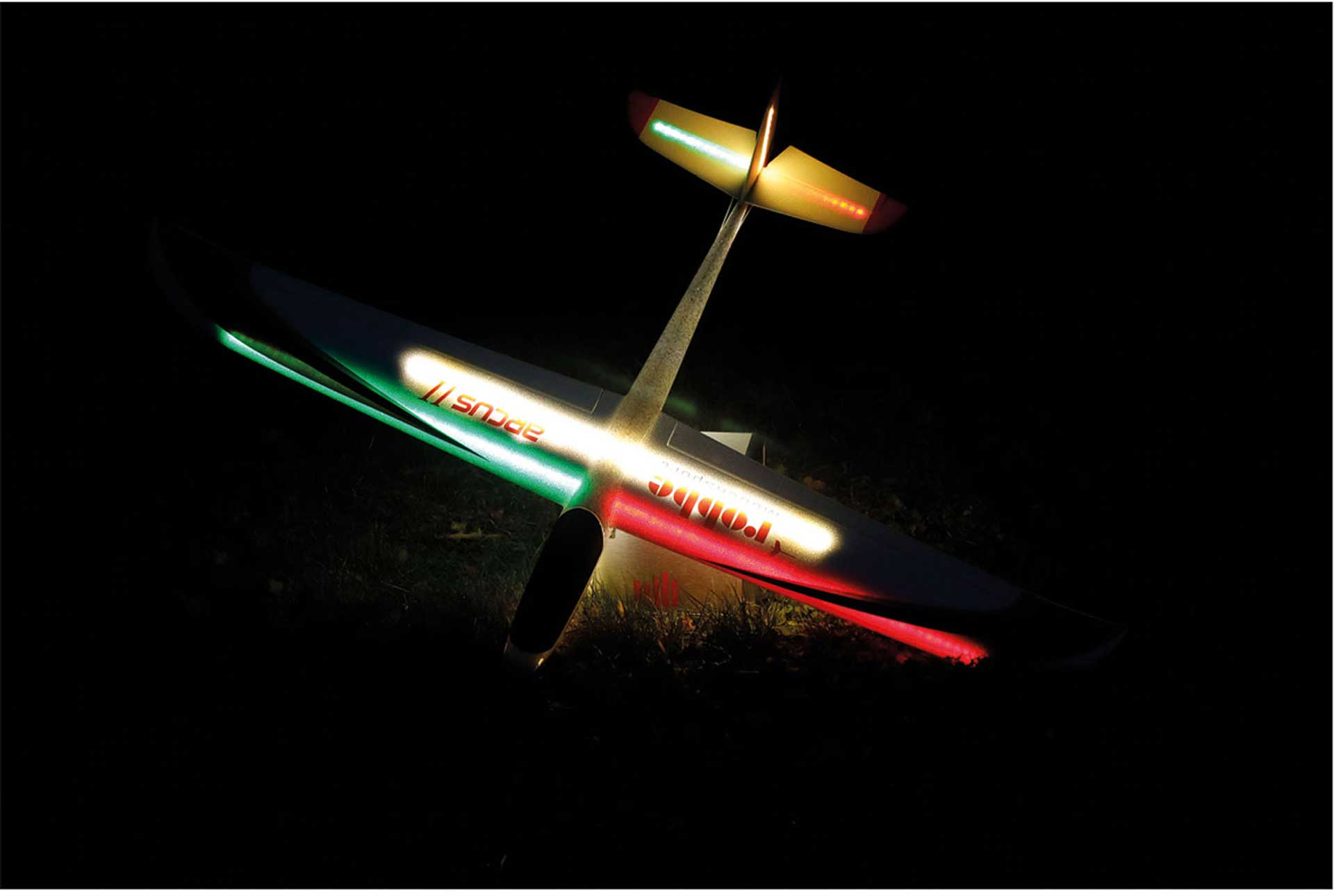 ROBBE ARCUS II NIGHT PNP MIT LED BELEUCHTUNG