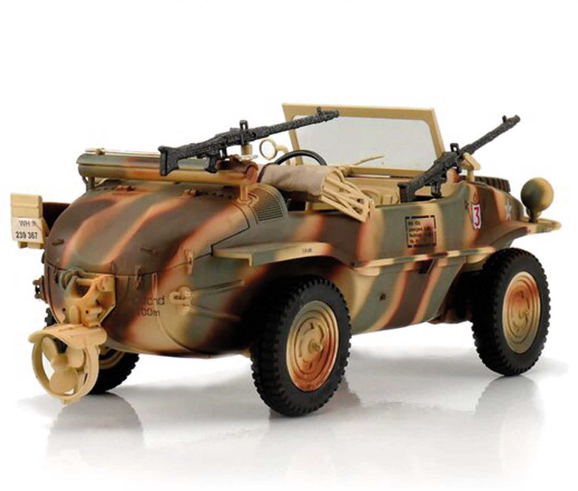 TORRO VW Floating Car T166 Camo 1/16 RTR 2,4GHz EP
