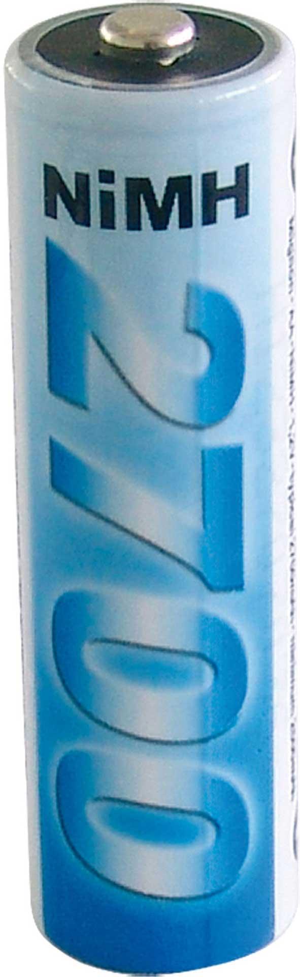 XCELL NI-MH EINZELZELLE 1,2 VOLT 2700 MAH