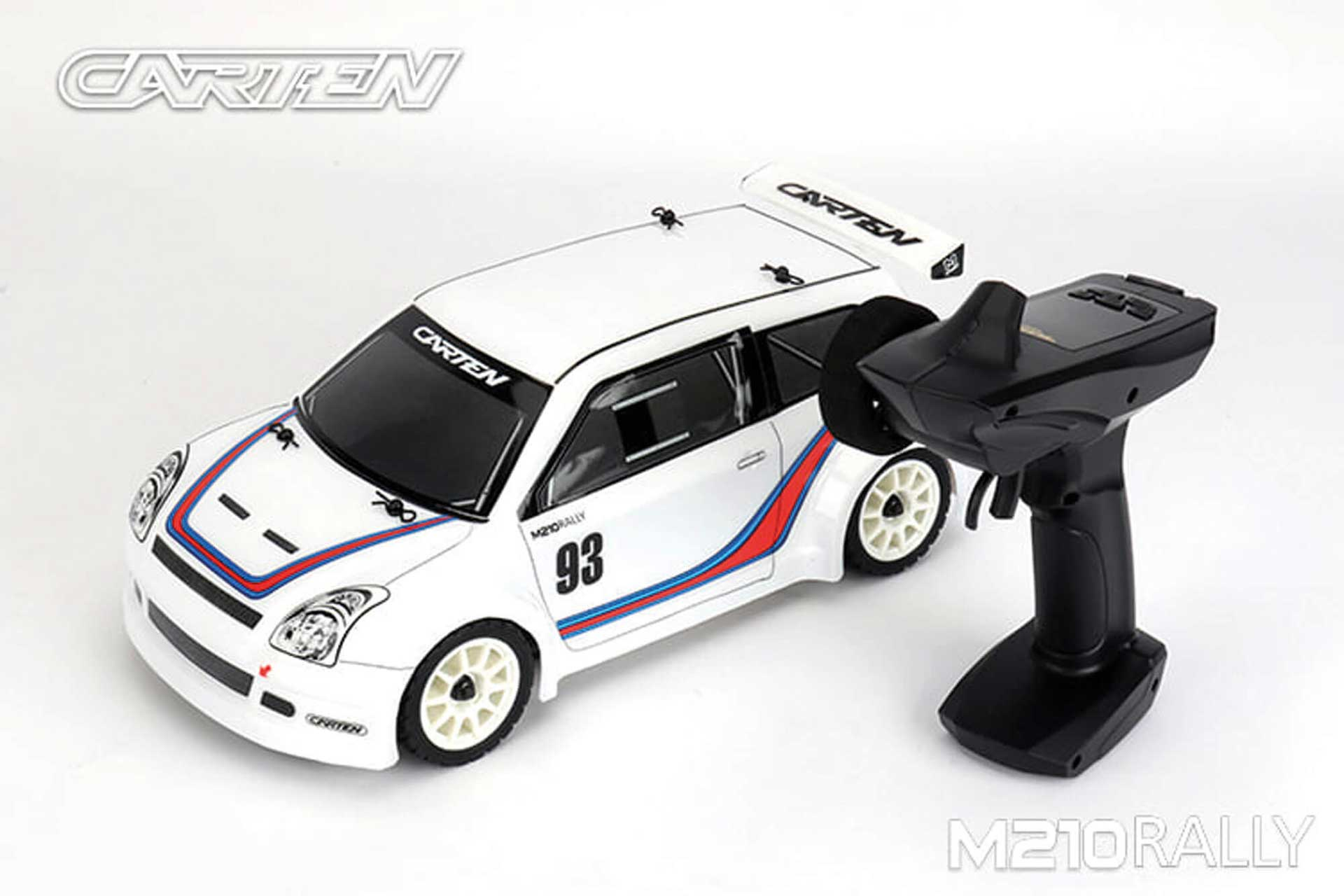 CARTEN M210 RALLY 1/10 M-Chassis RTR 2,4GHz EP
