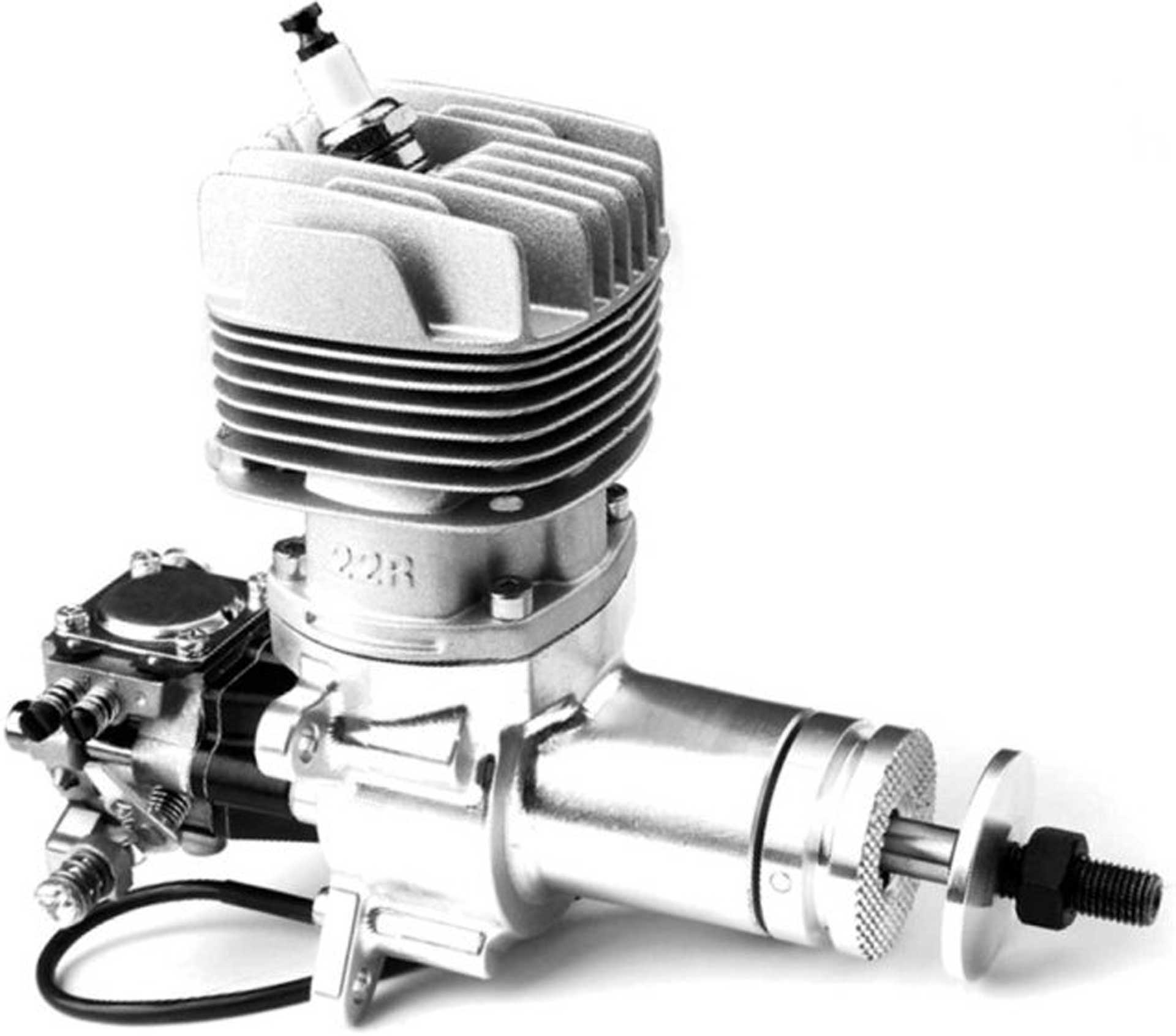 PICHLER CRRCpro GP22R Benzin Motor 22ccm inkl. Zündung und Schalldämpfer
