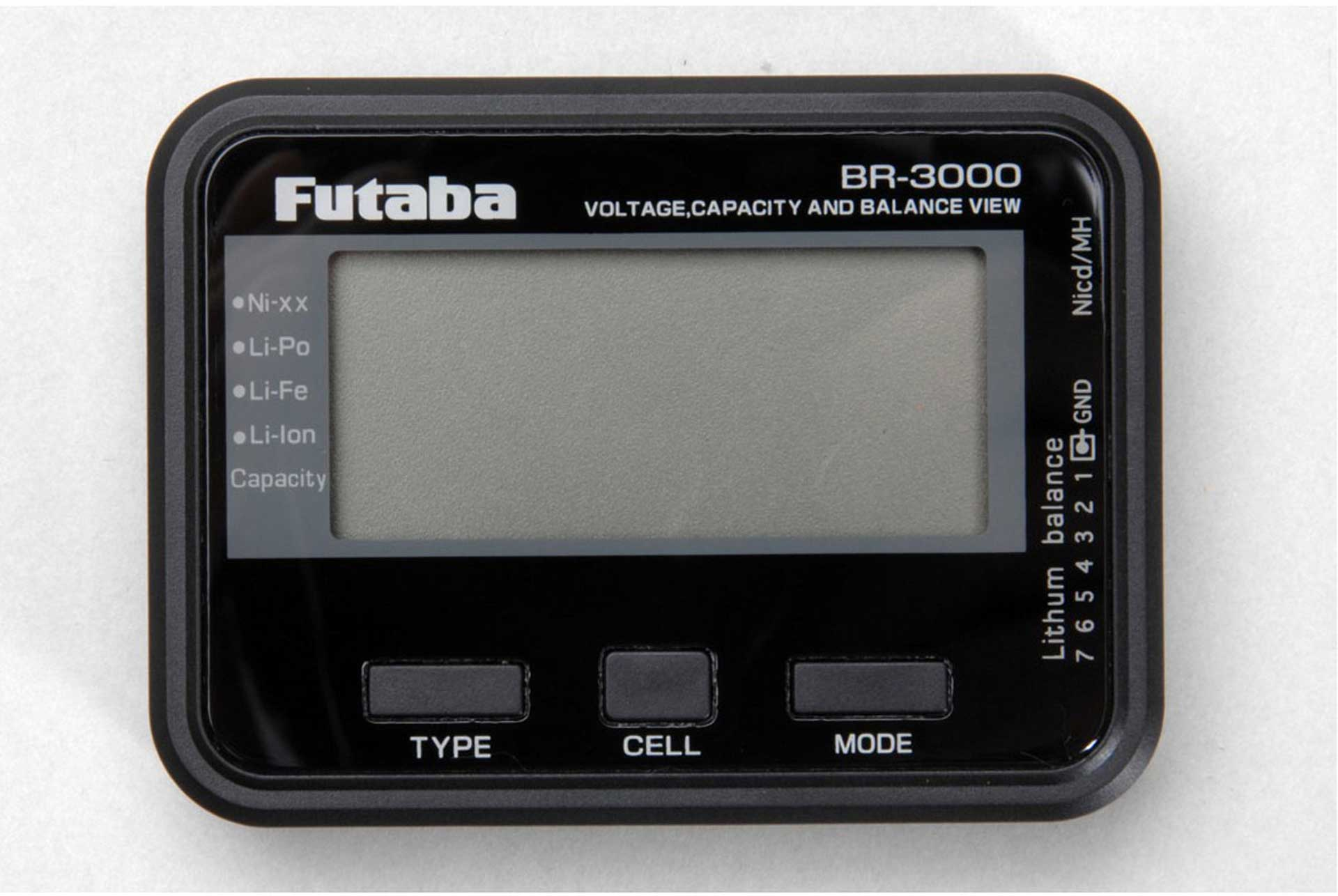 FUTABA MOST BATTERY BR-3000