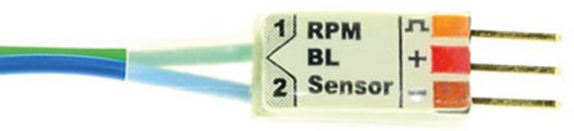 BEASTX BRUSHLESS RPM SENSOR UNIVERSAL
