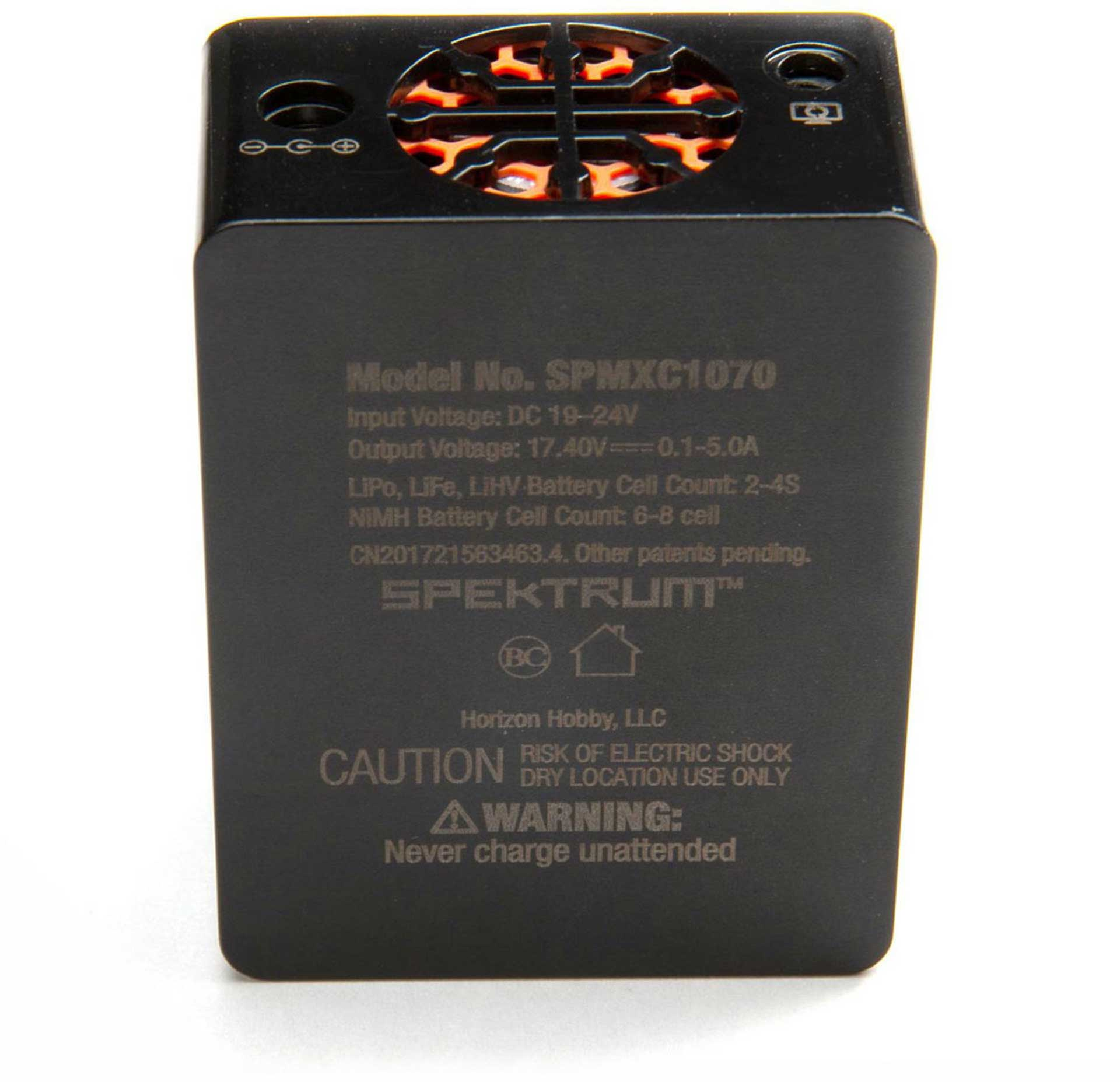 SPEKTRUM SMART S150 AC/DC CHARGER 1X50W