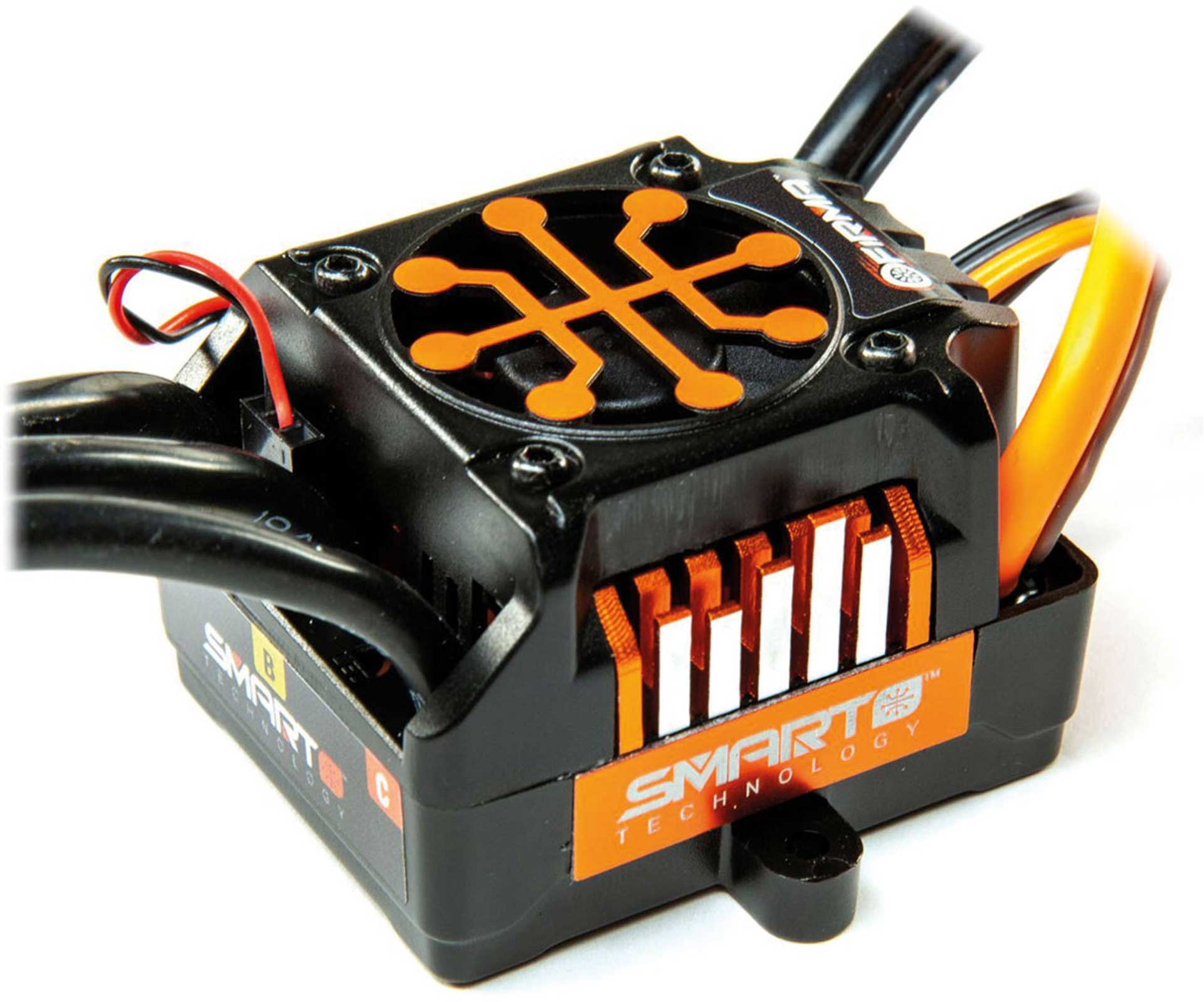 SPEKTRUM FIRMA 150 AMP BRUSHLESS SMART ESC 3S-6S