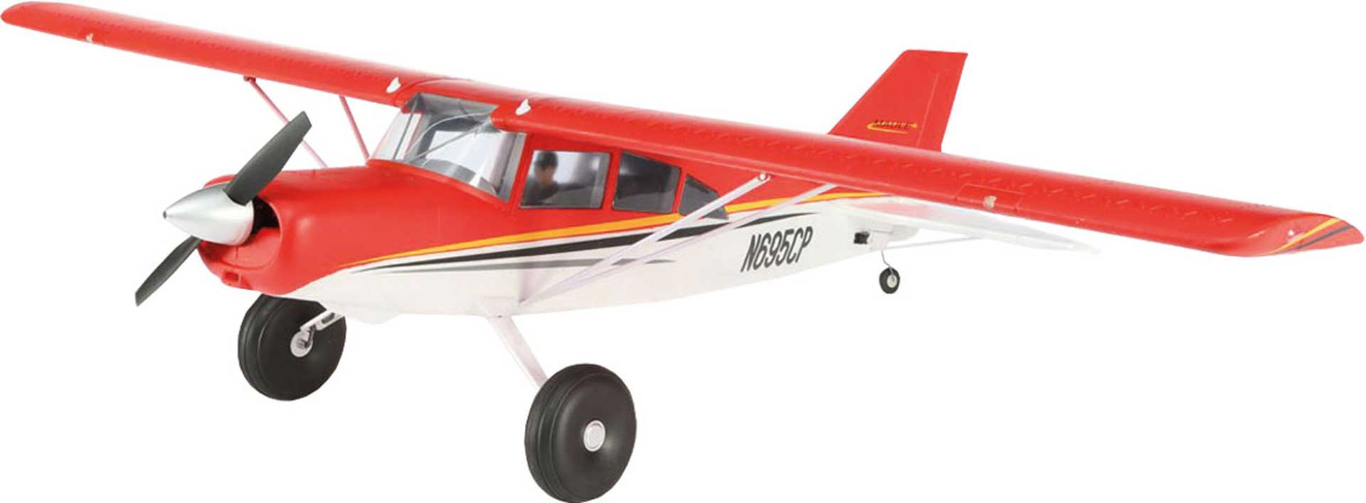 E-Flite Maule M-7 BNF Basic w/AS3X and SS
