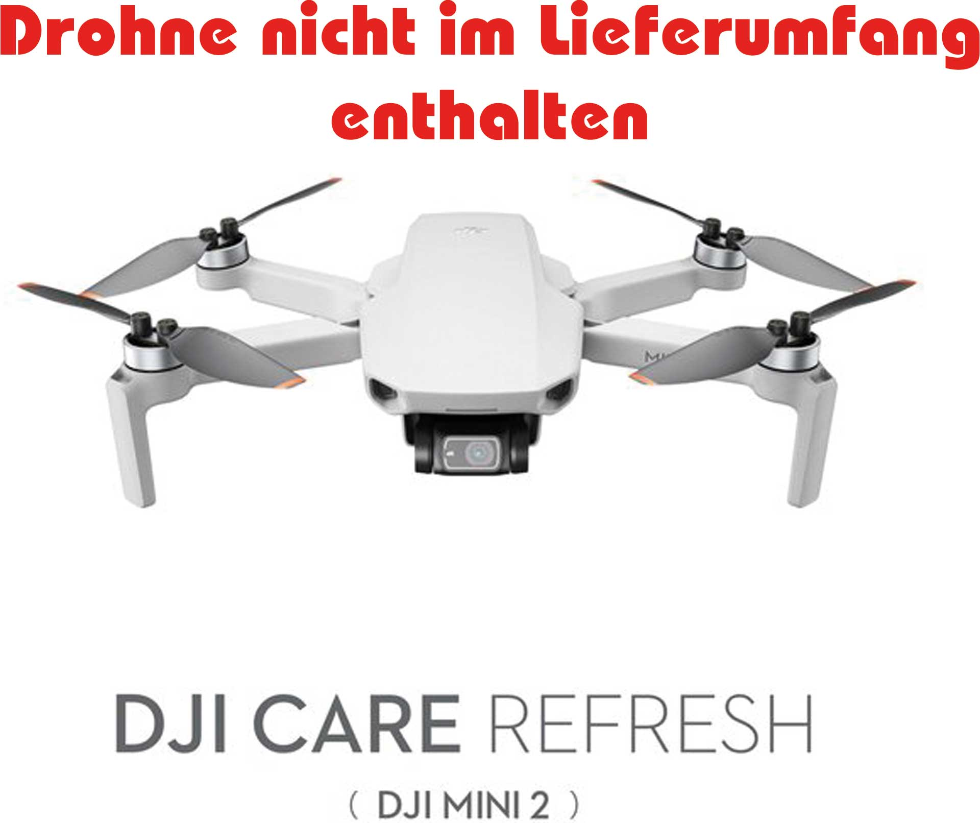DJI Care Refresh (Mini 2) 2 Jahre