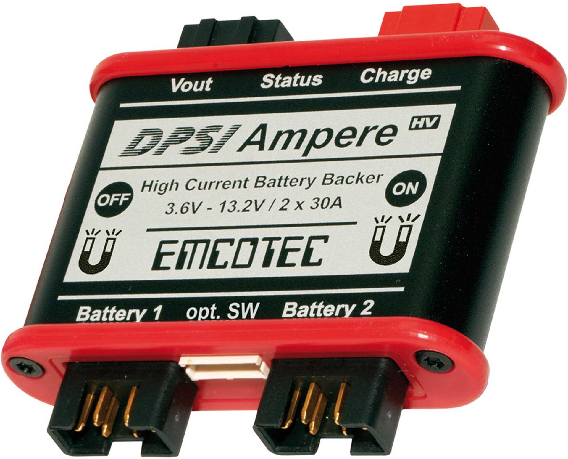 EMCOTEC DPSI AMPERE AKKUWEICHE -60A