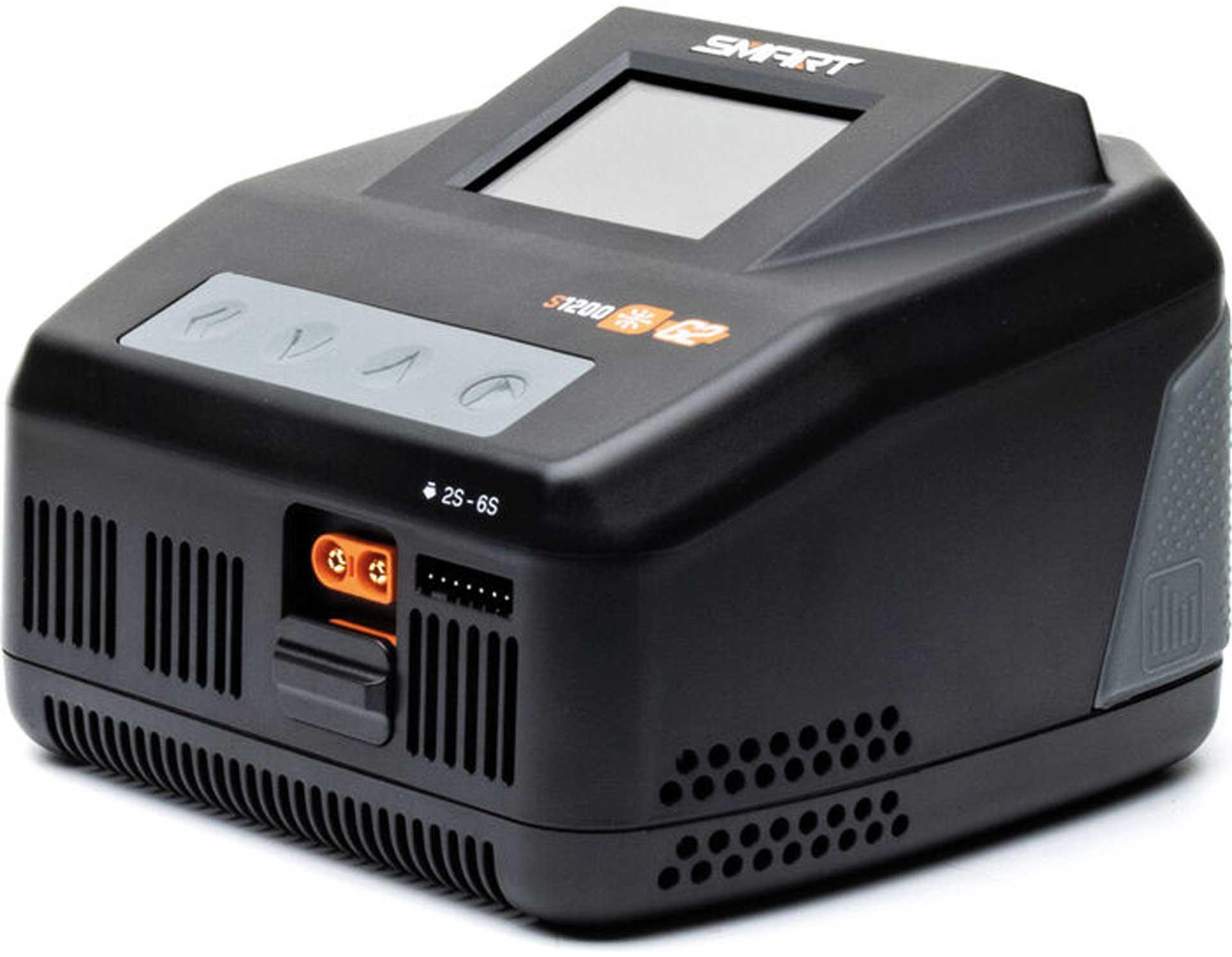 SPEKTRUM Smart G2 AC Ladegerät 1x200W EU