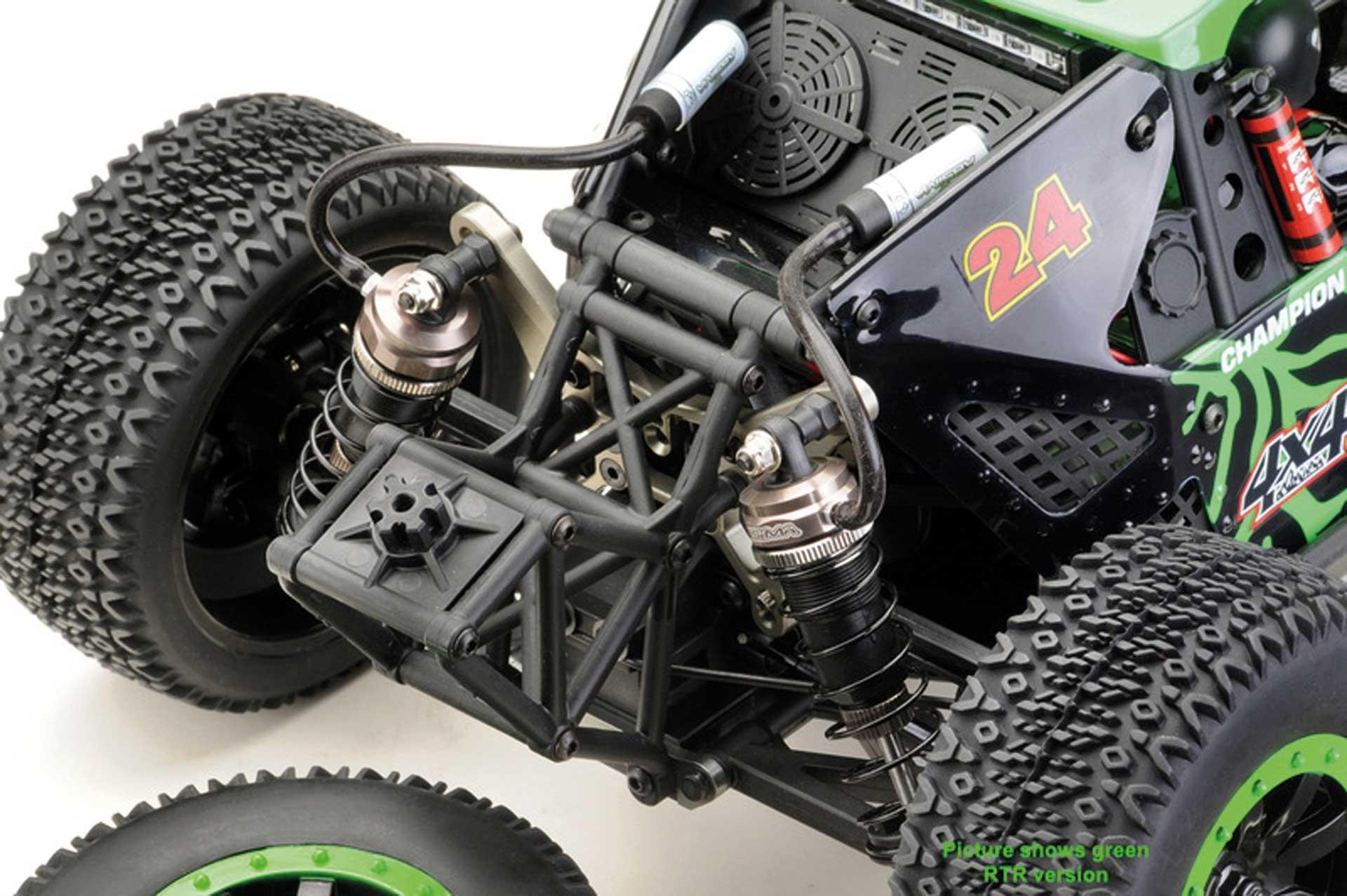 "ABSIMA Desert Buggy ""ADB1.4"" Grün 1/10 4WD RTR Waterproof"