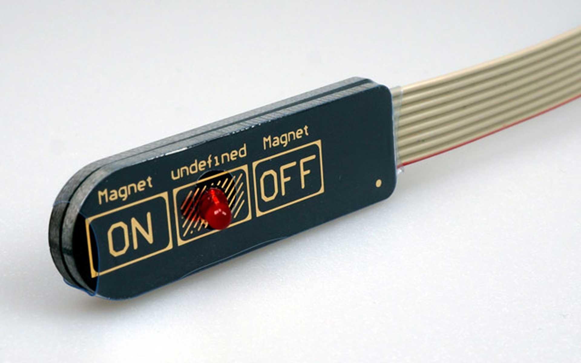 HACKER DPSI Magnetic switch transmitter (circuit board)