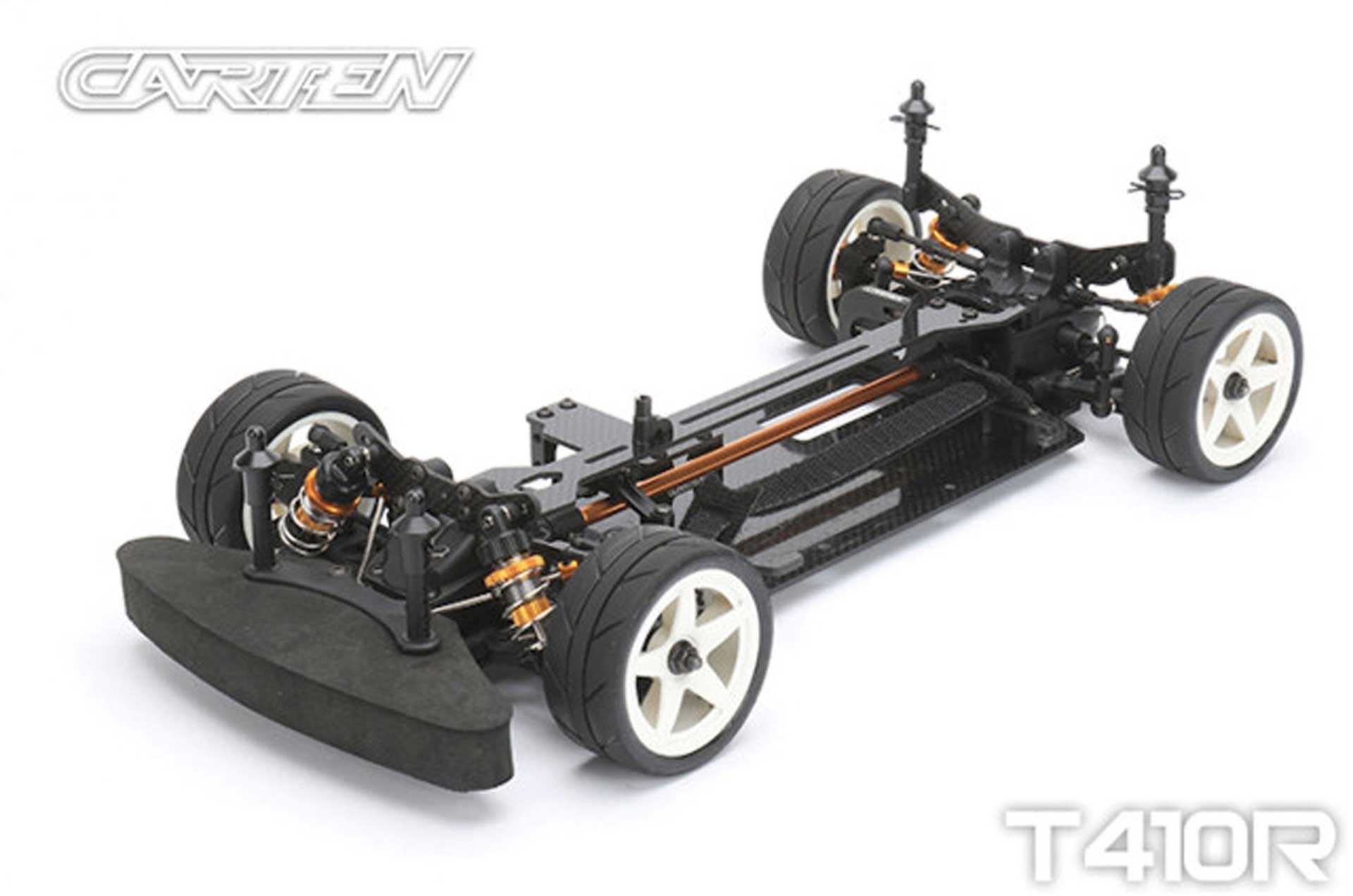 CARTEN T410R 1/10 4WD Touring Car Kit