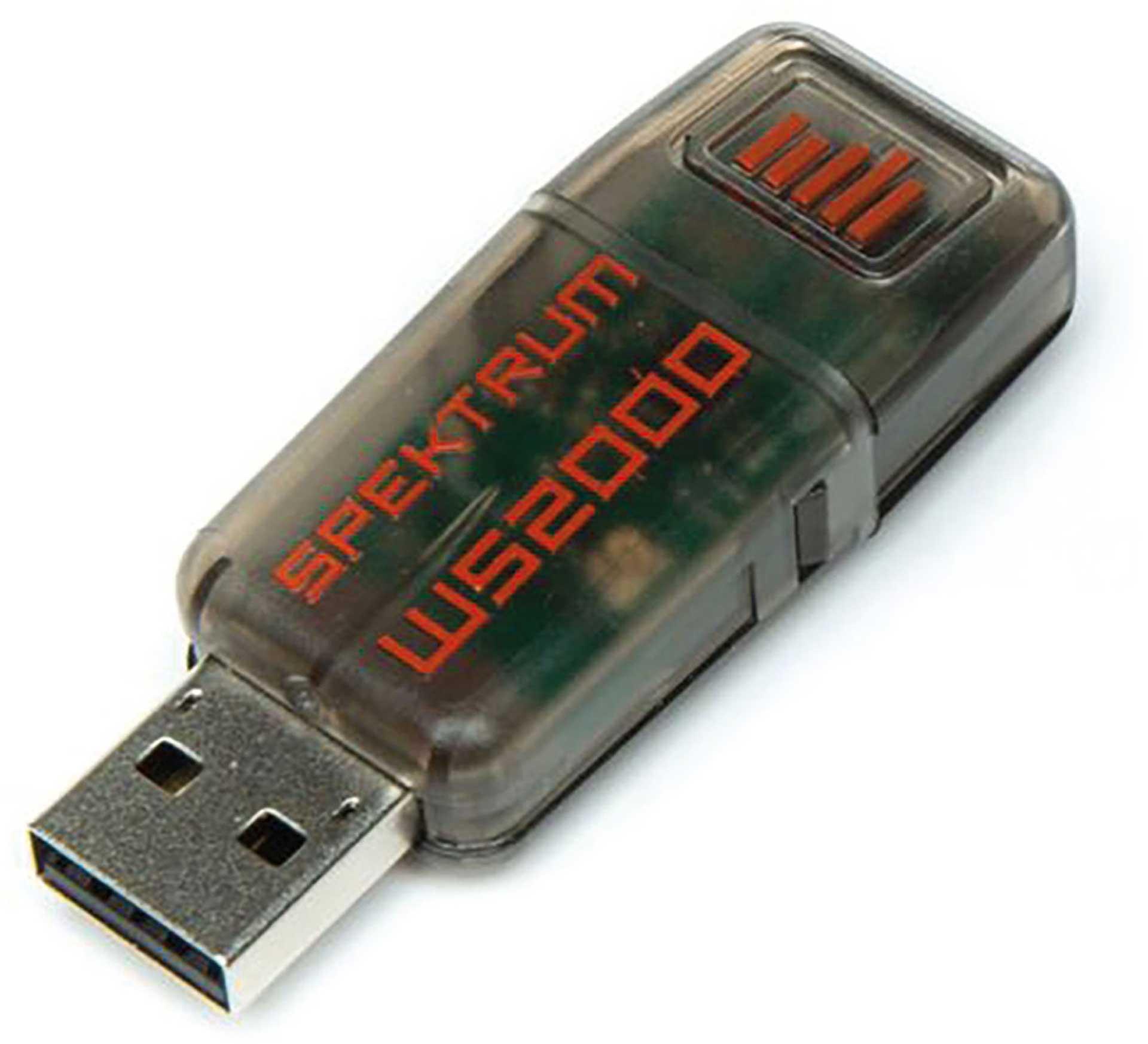 SPEKTRUM WIRELESS SIMULATOR USB DONGLE