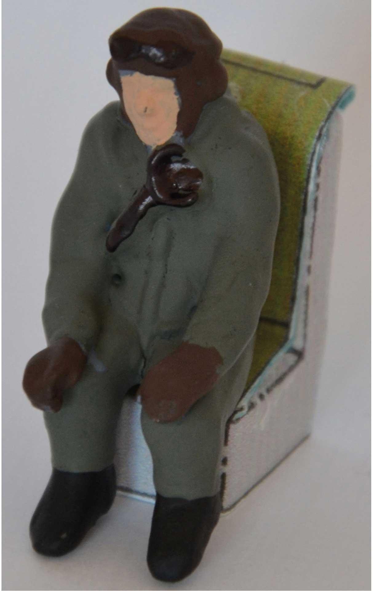 "AR Modellpiloten WWII Pilot ""Werner R1"" Farbe olivgrün"