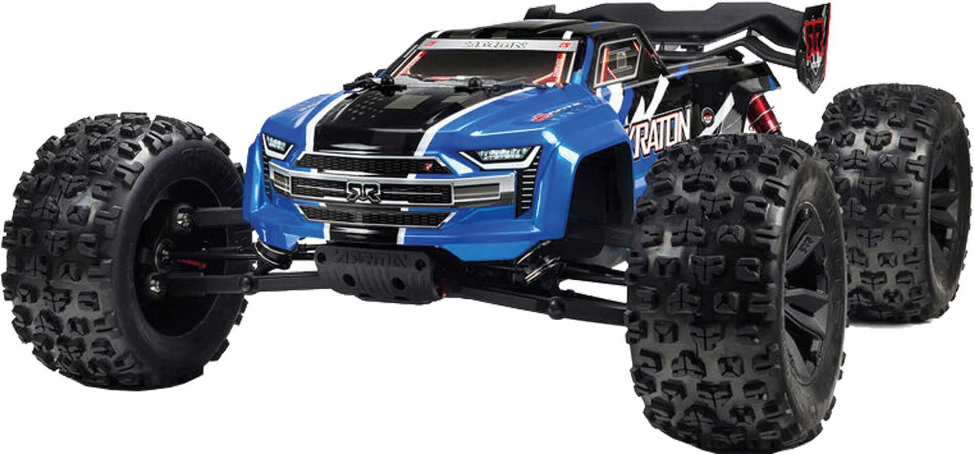 ARRMA Kraton 6S V5 4WD BLX 1/8 RTR Blue Speed Monster Truck