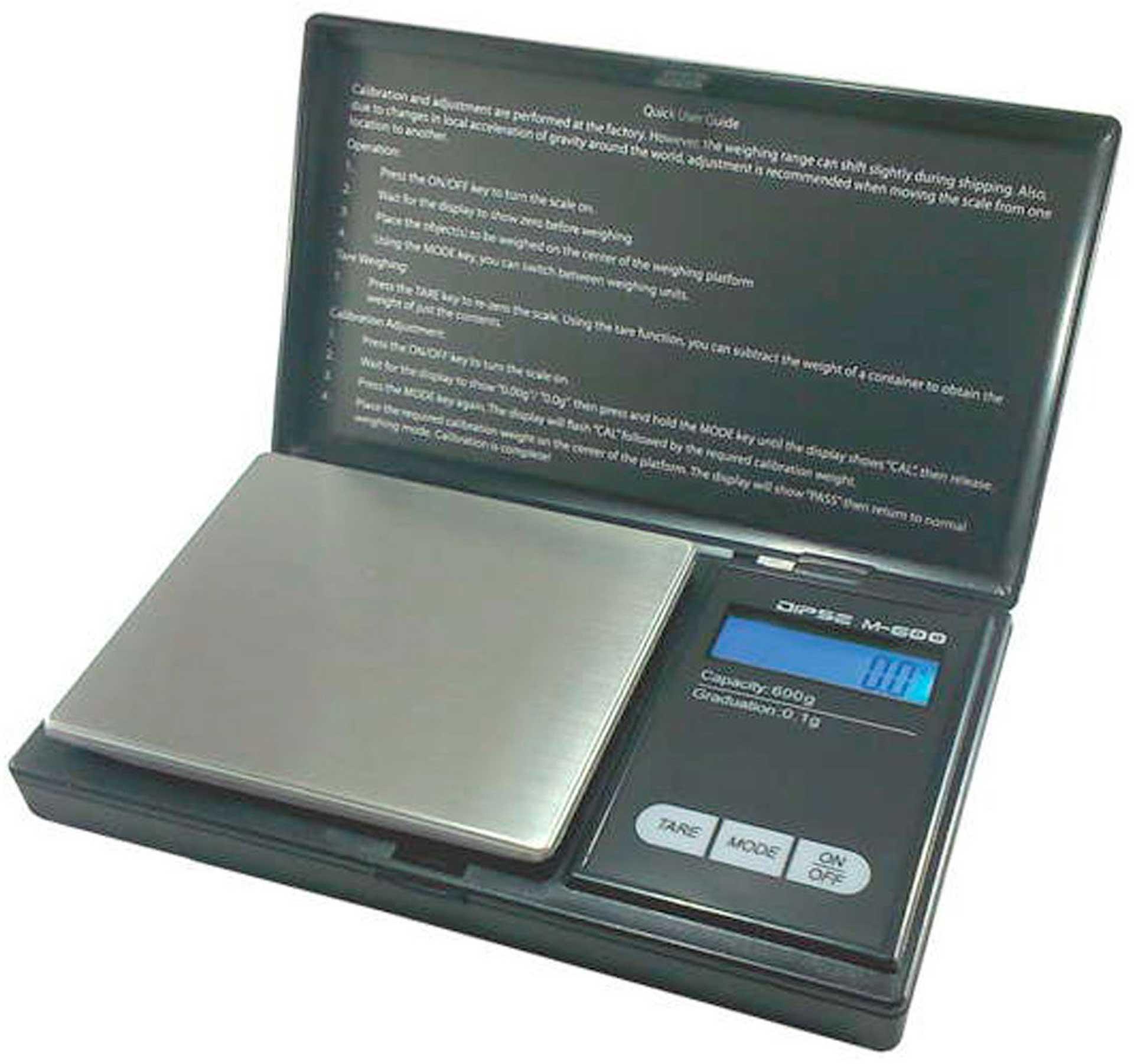 R&G Digitale Präzisionswaage bis 600 g