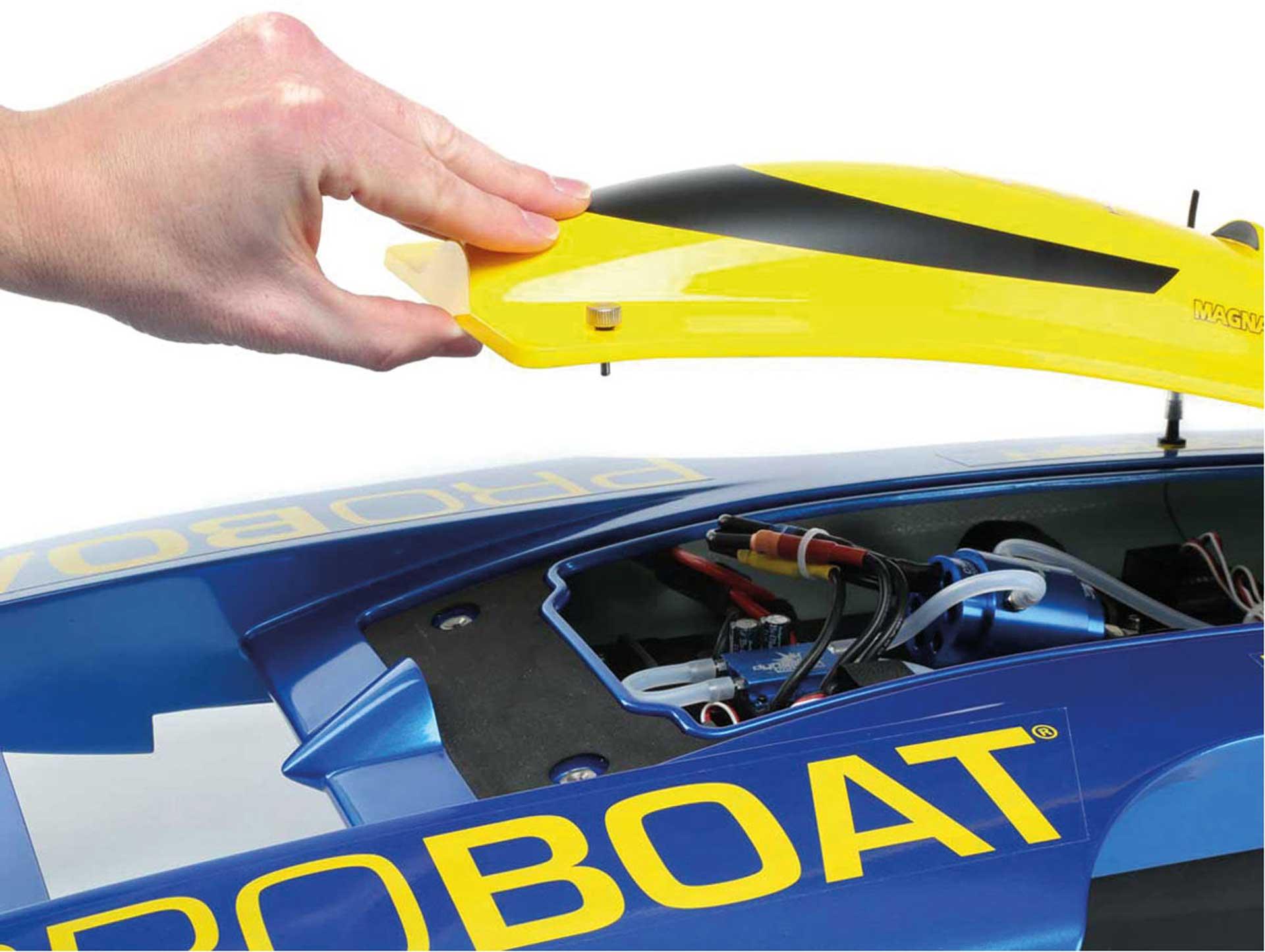 PROBOAT UL 19 30-INCH HYDROPLANE RACING BOAT RTR
