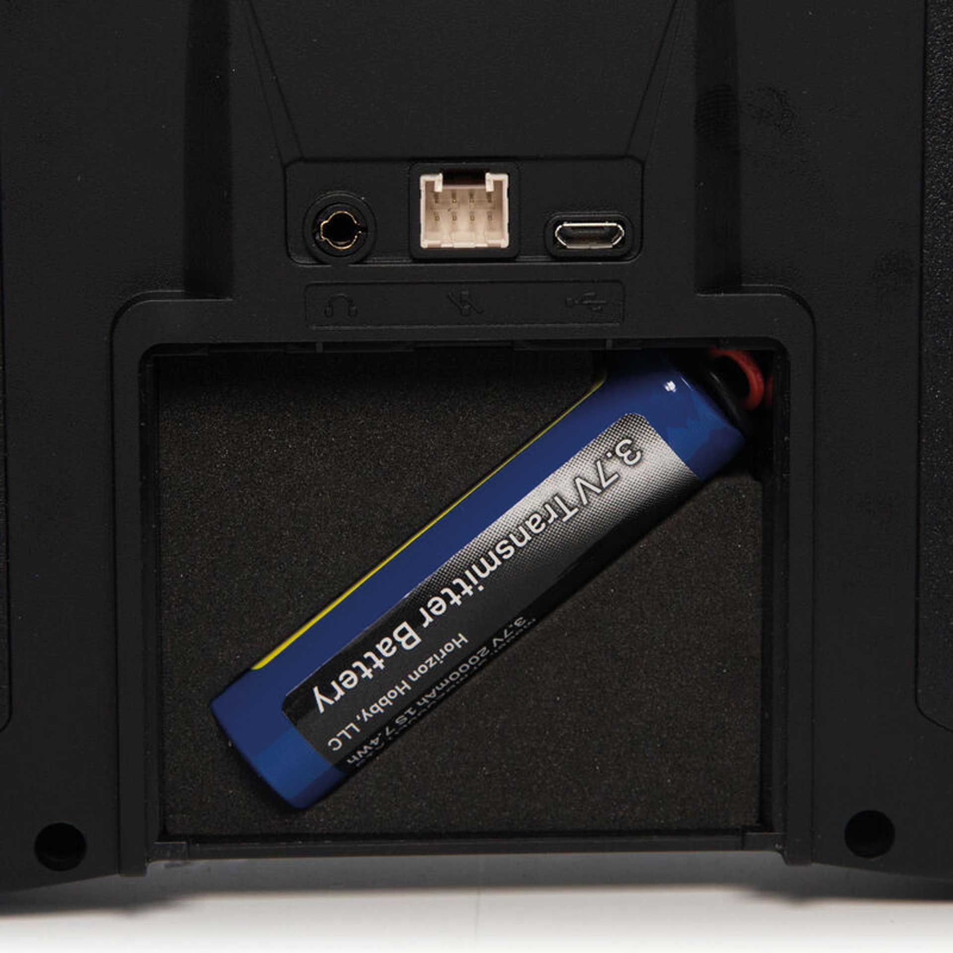 SPEKTRUM NX8 8-Kanal 2,4Ghz Fernsteuerung inkl. AR8020T Telemetrie Empfänger