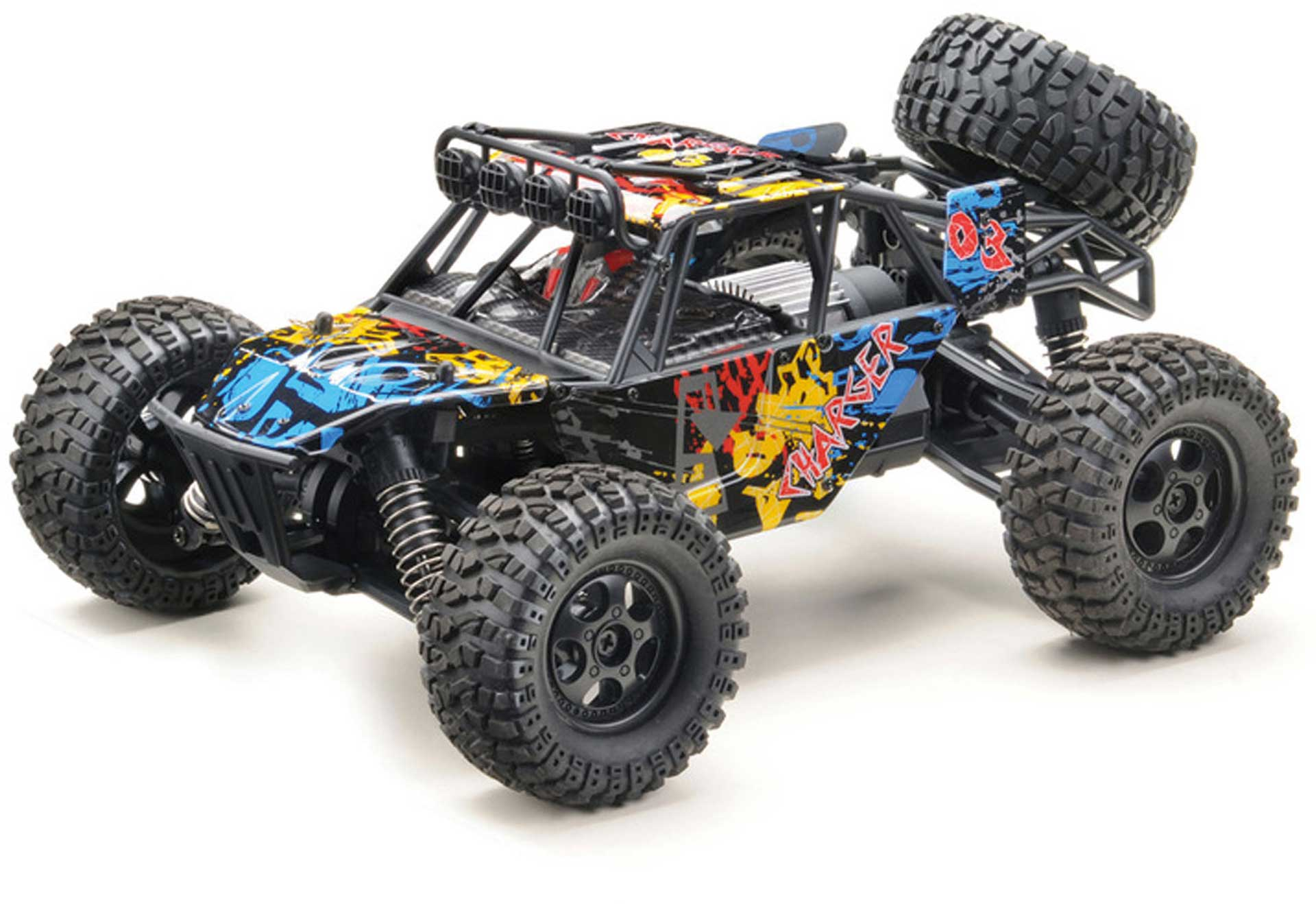 """ABSIMA 1:14 High-Speed Sand Buggy """"CHARGER"""" 4WD RTR"""
