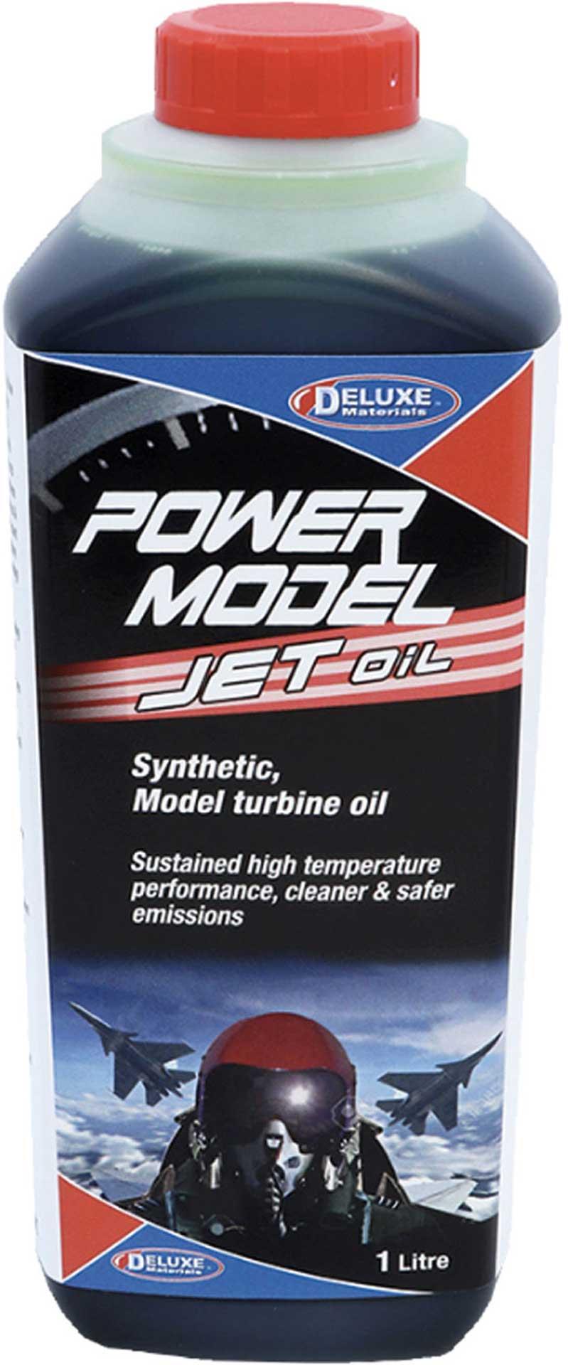 DELUXE Turbine jet oil 1 Litre