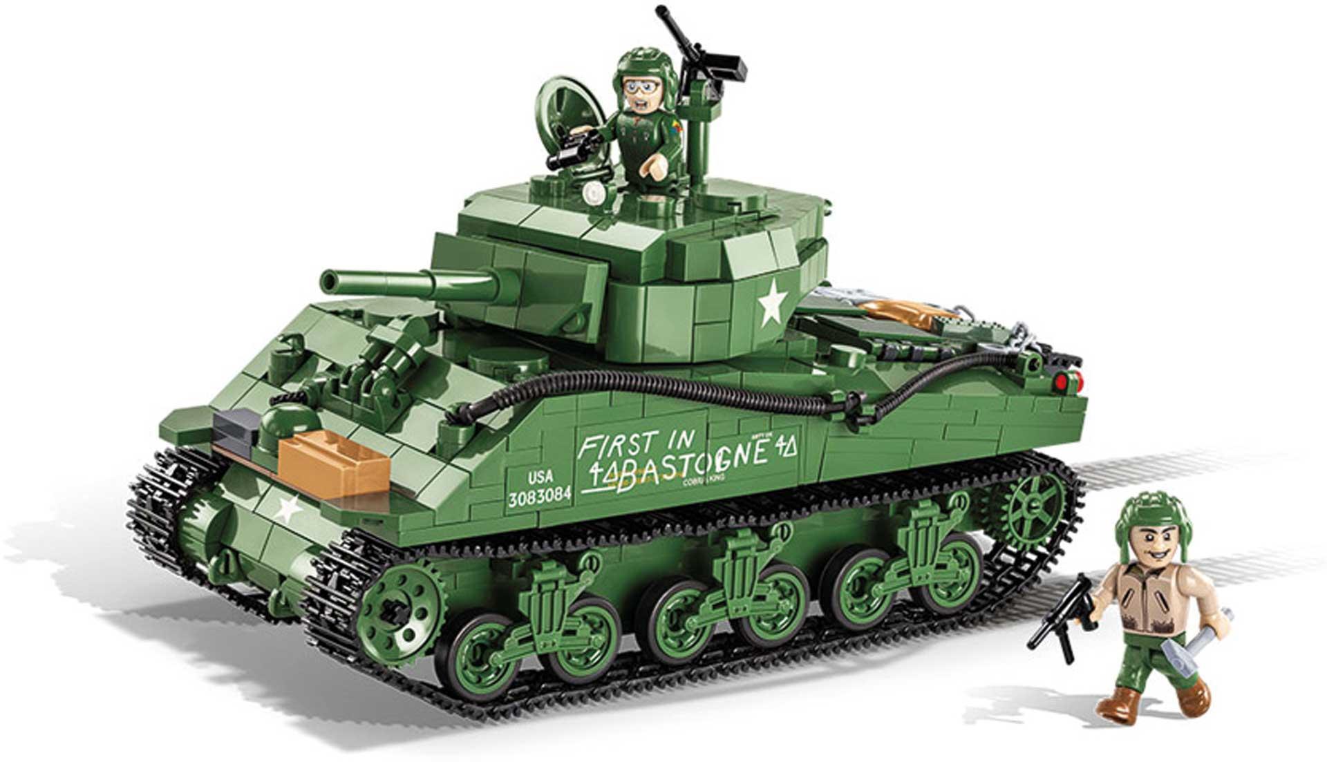 COBI Sherman M4A3E2 Jumbo (720 Teile)