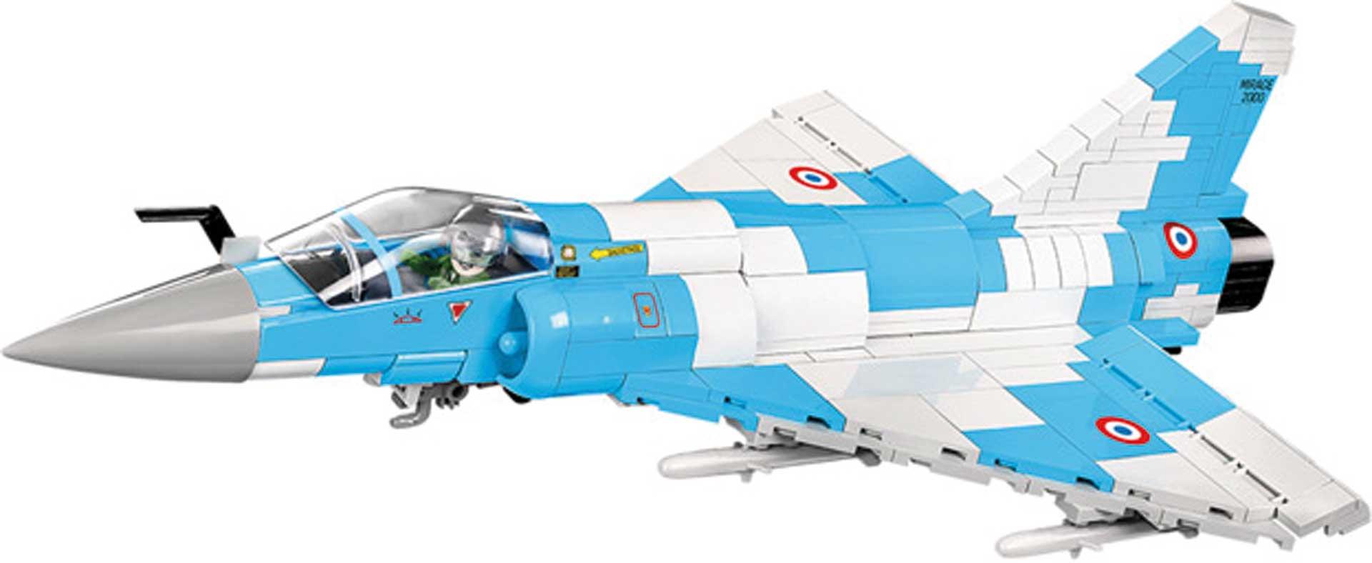 COBI Mirage 2000-5 (400 Teile) Klemmbausteine
