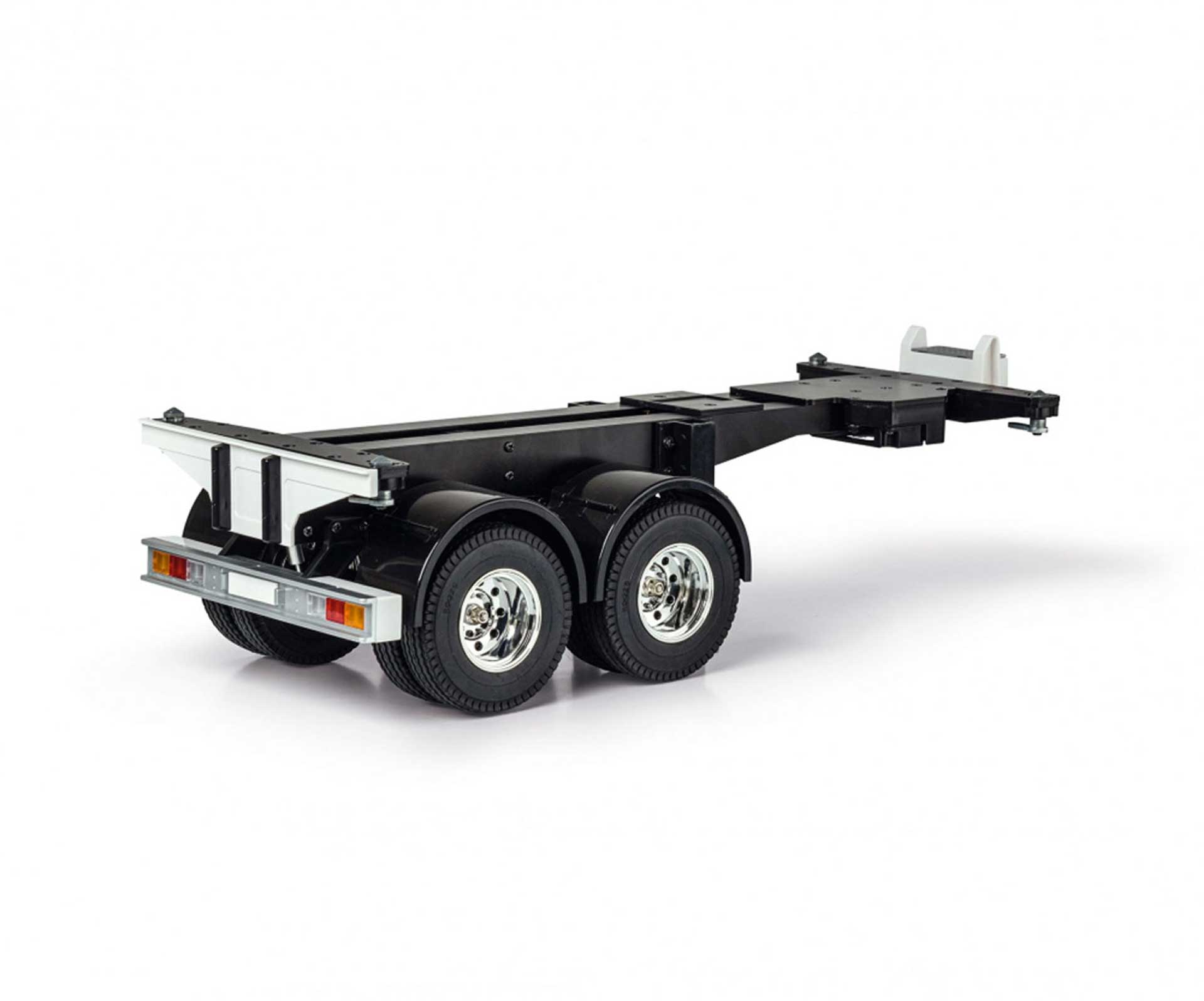CARSON 20FT. CONTAINER SEMI-TRAILER-CHASSIS KIT 1/14