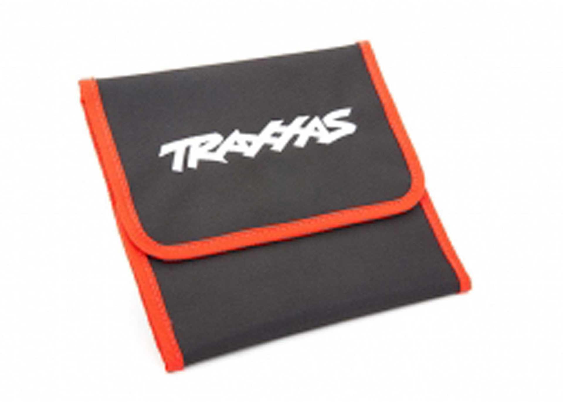 TRAXXAS TOOL BAG RED