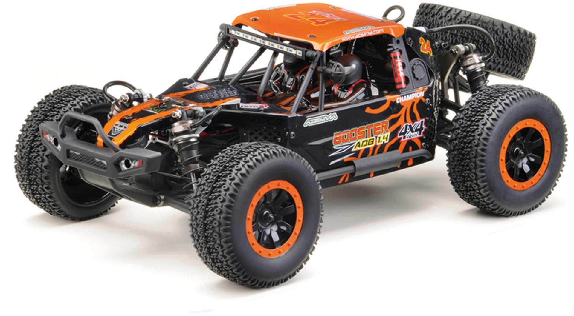 "ABSIMA Desert Buggy ""ADB1.4"" Orange 1/10 4WD RTR Waterproof"