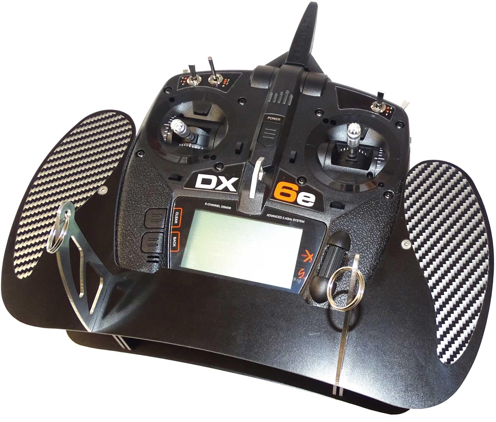 Ahltec Senderpult DX6e & DX8e in black